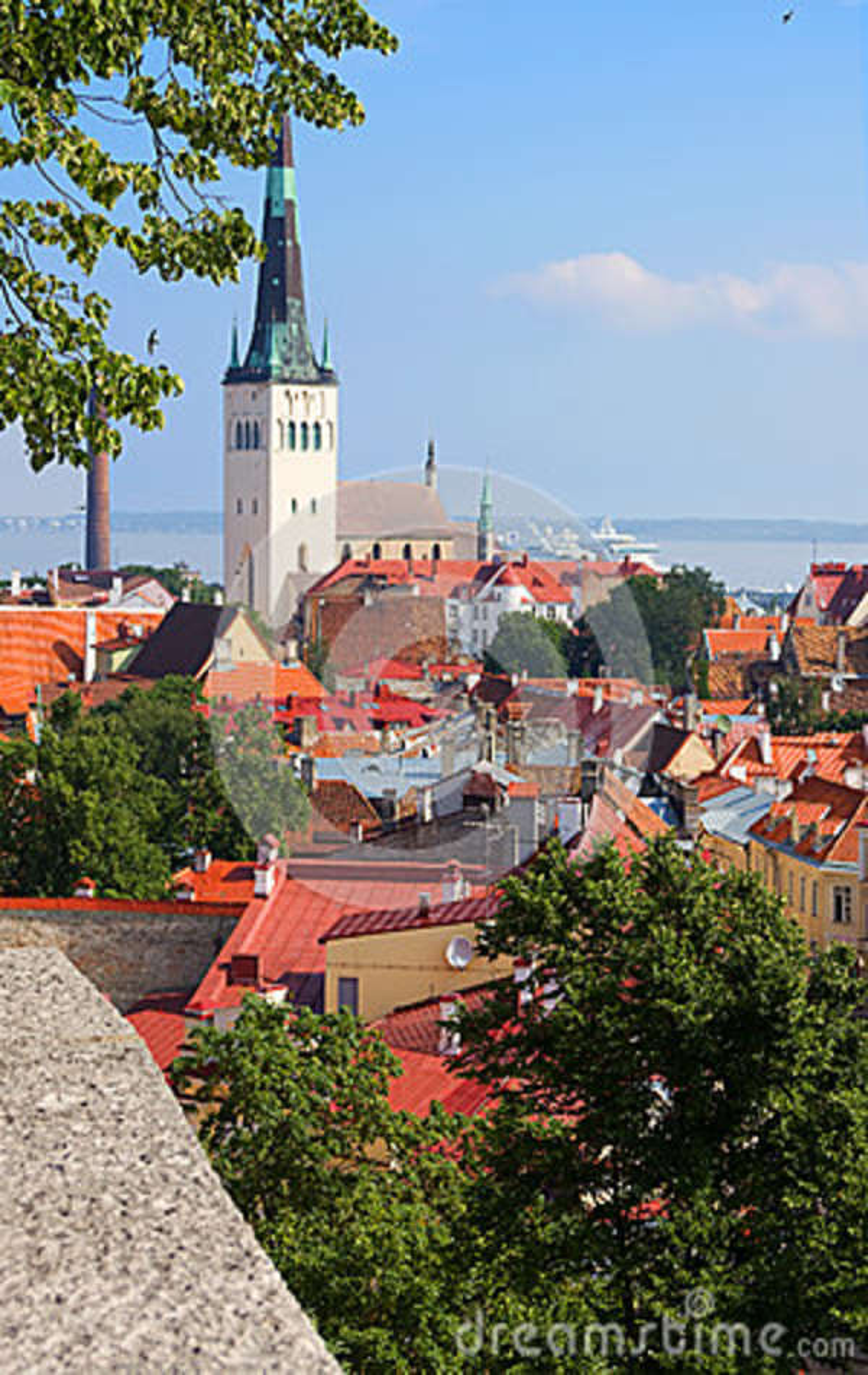 Tallinn Iglesia del Espíritu Santo