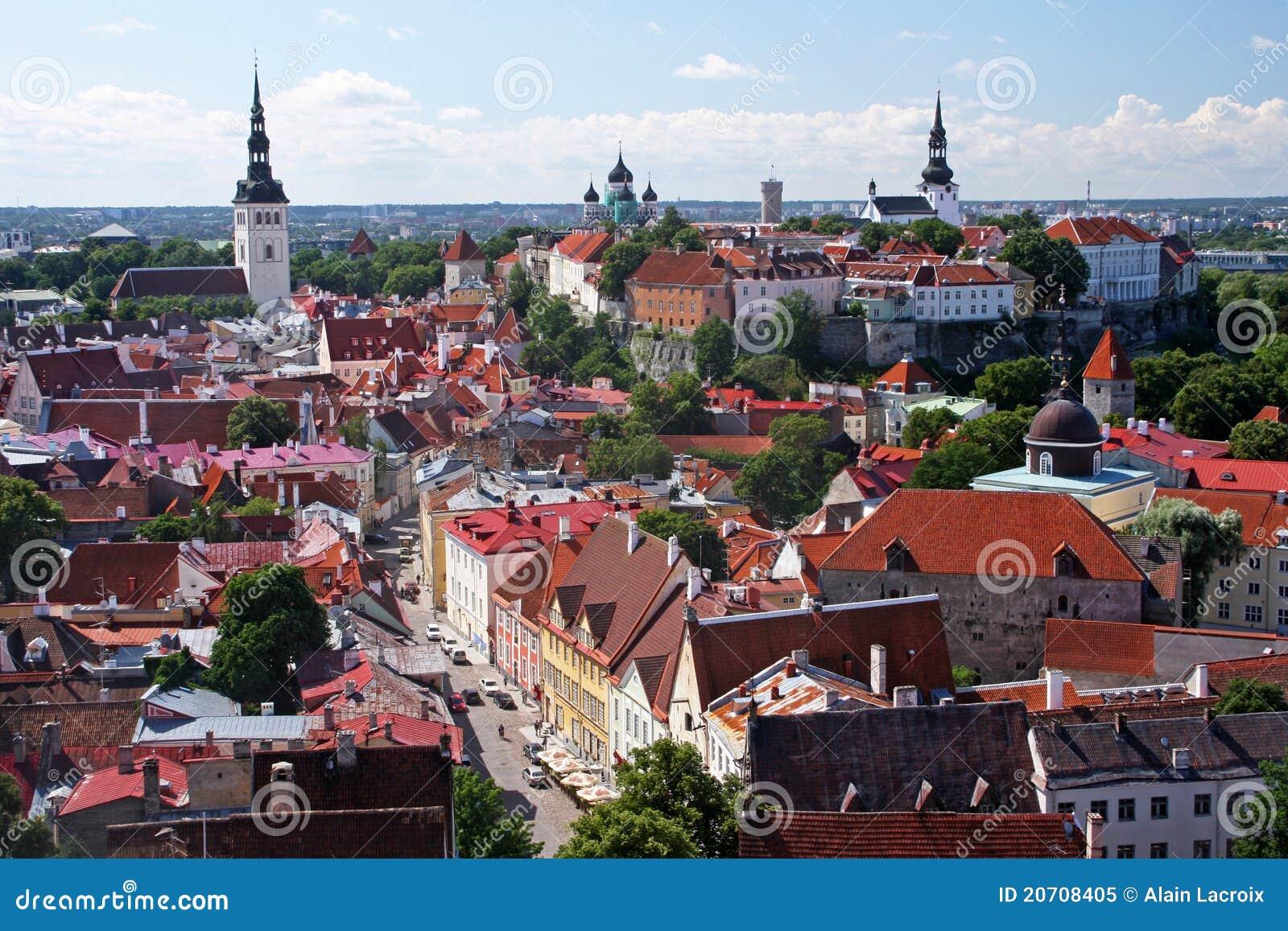 Tallinn storica