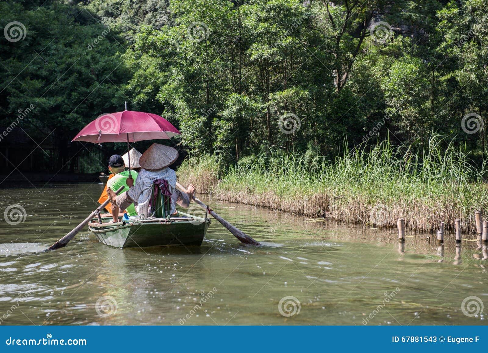 Tam Coc em Vietname