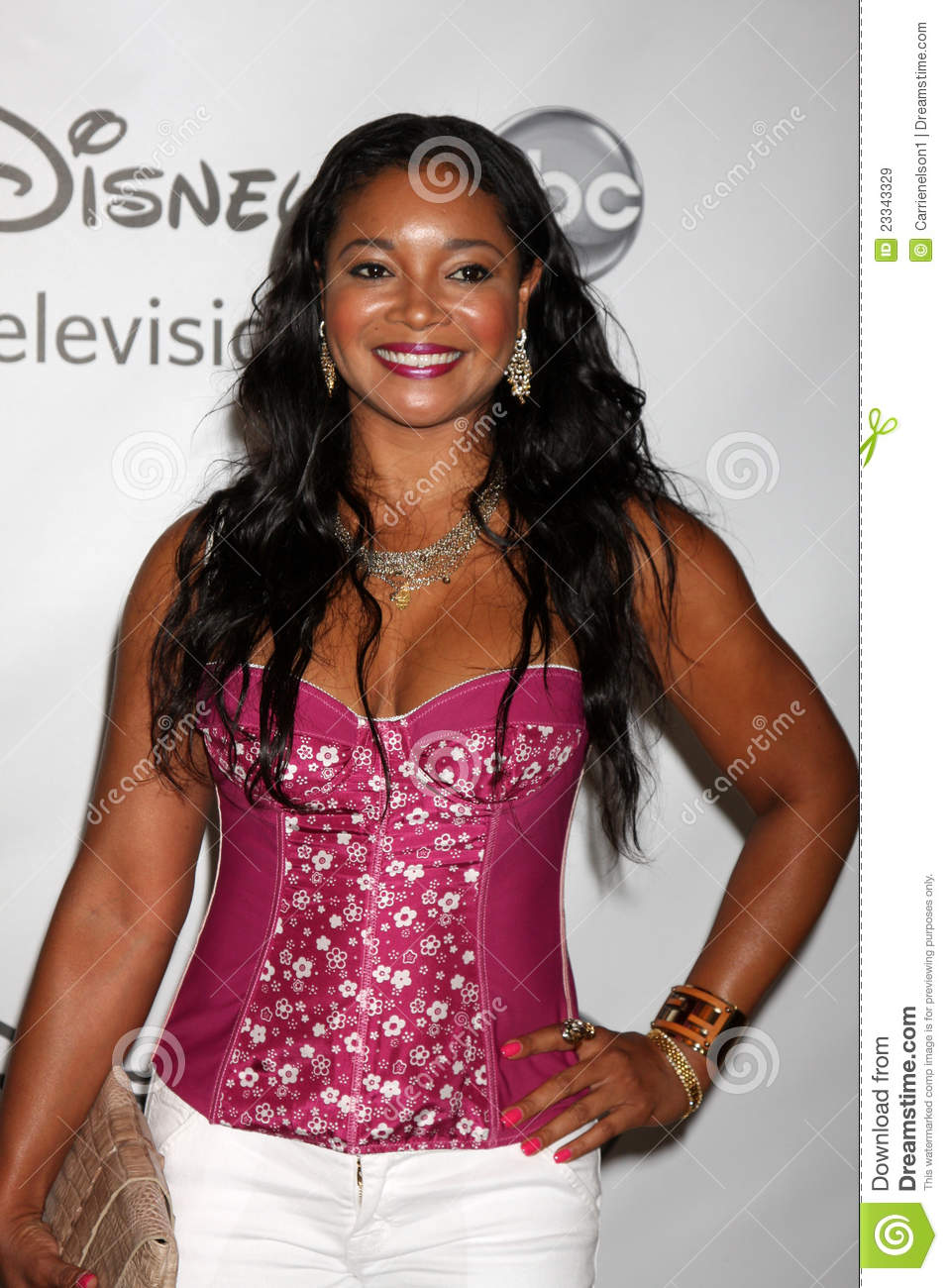Tamala Jones the wood