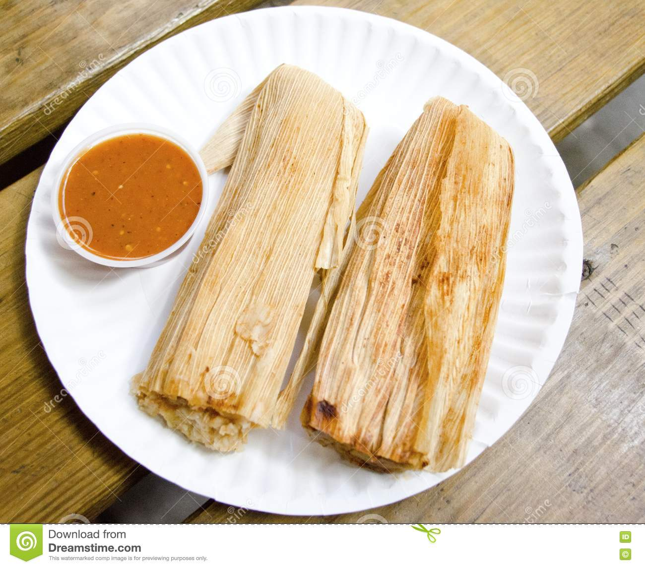 Tamales Stock Image Image Of Ethnic Tamales Corn Mexican 73345395