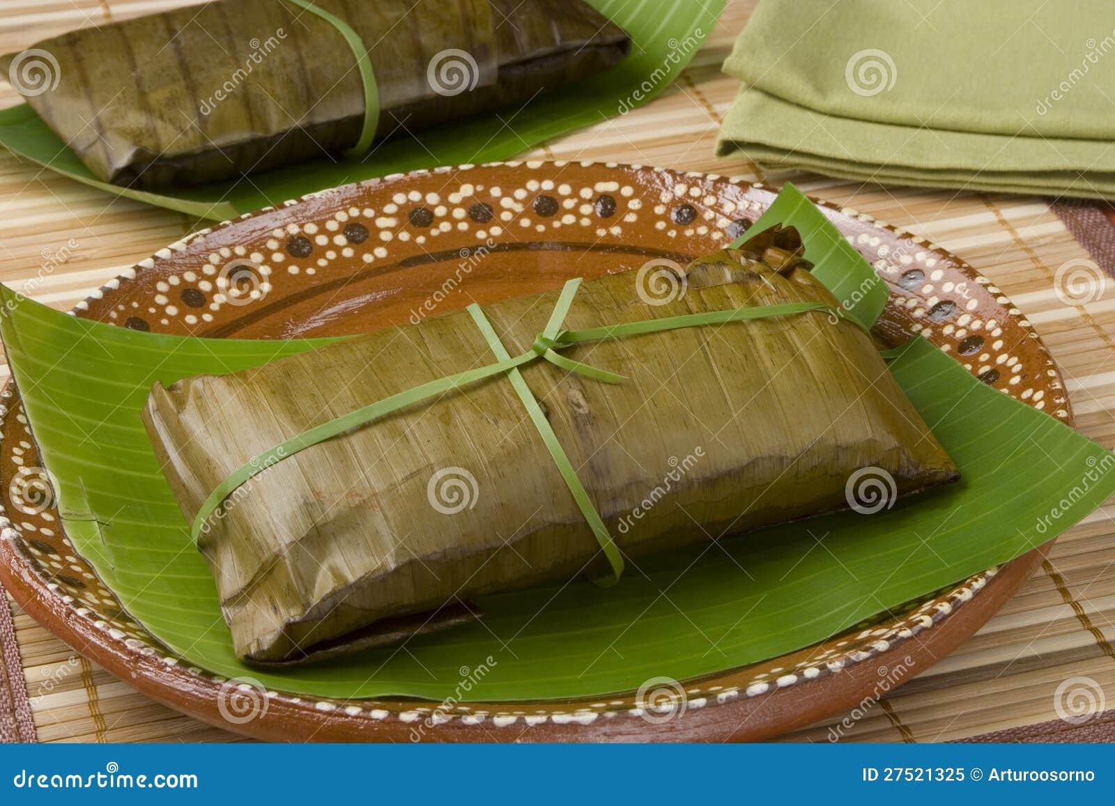 Tamales od Oaxaca