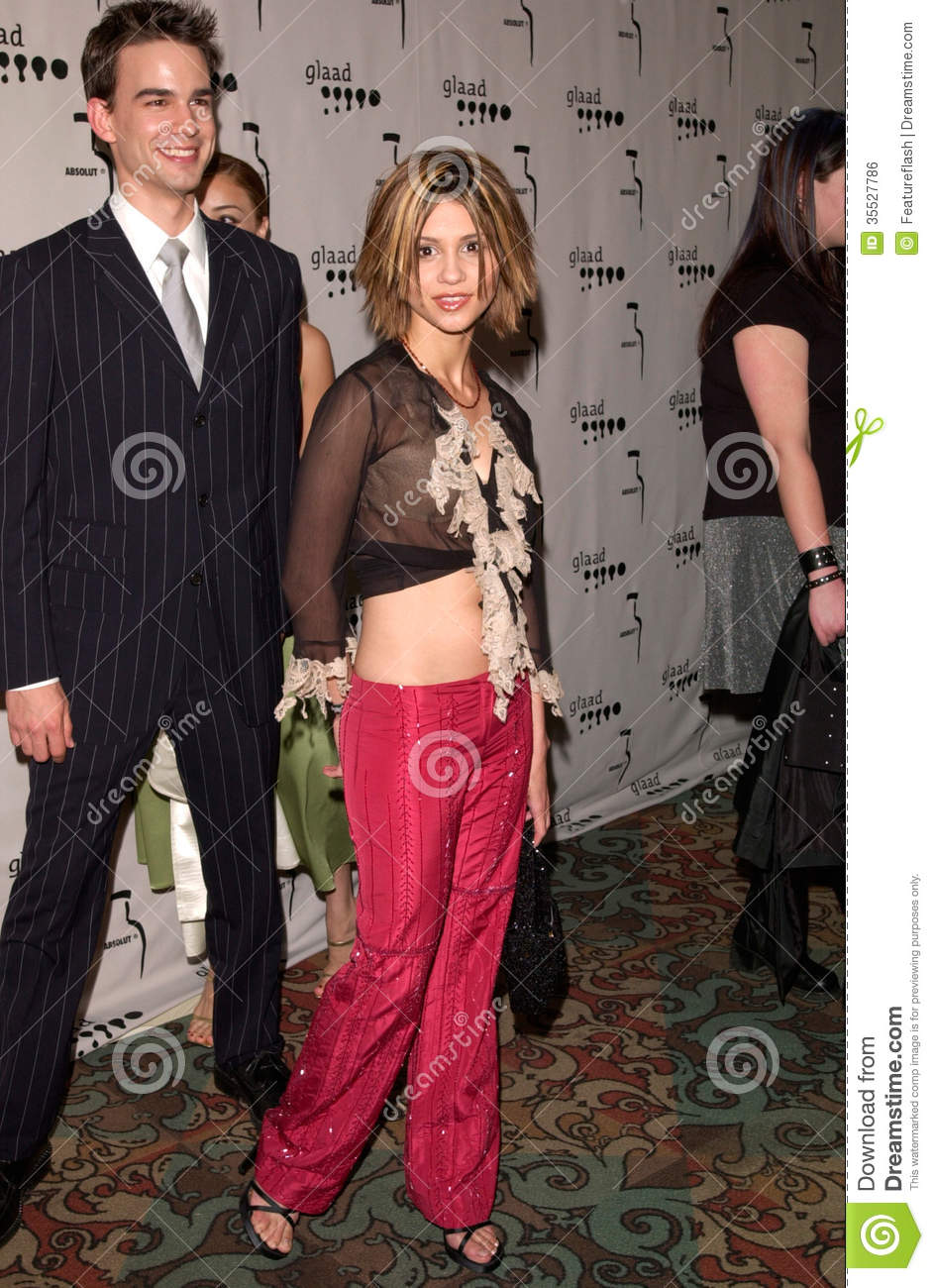 Actress TAMARA MELLO at the Gay & Lesbian Alliance Against Defamation ...: dreamstime.com/royalty-free-stock-image-tamara-mello-apr-actress...