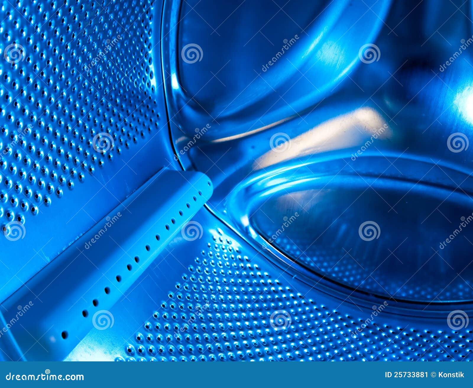 Tambour de la machine laver l 39 int rieur image stock for Interieur machine a laver