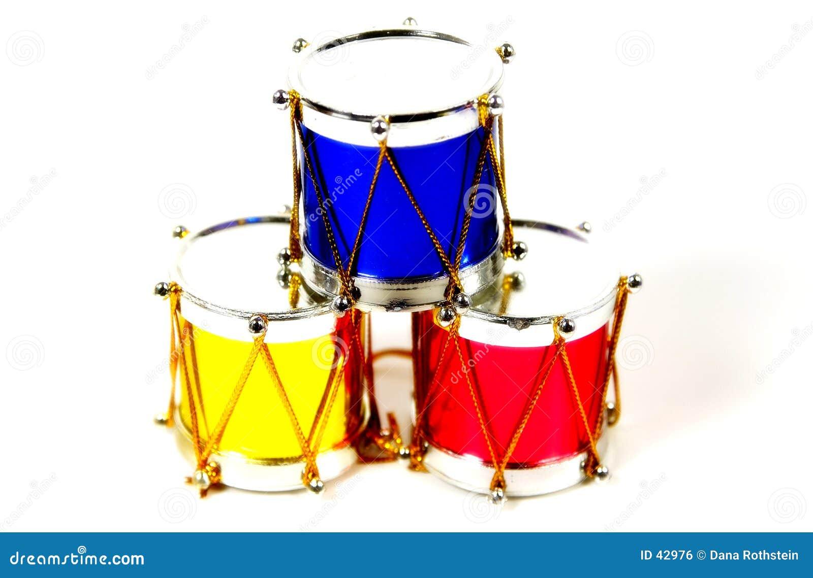 Tambours de Noël