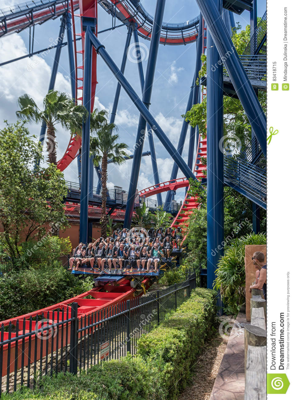 Busch Gardens Attractions Florida Garden Ftempo