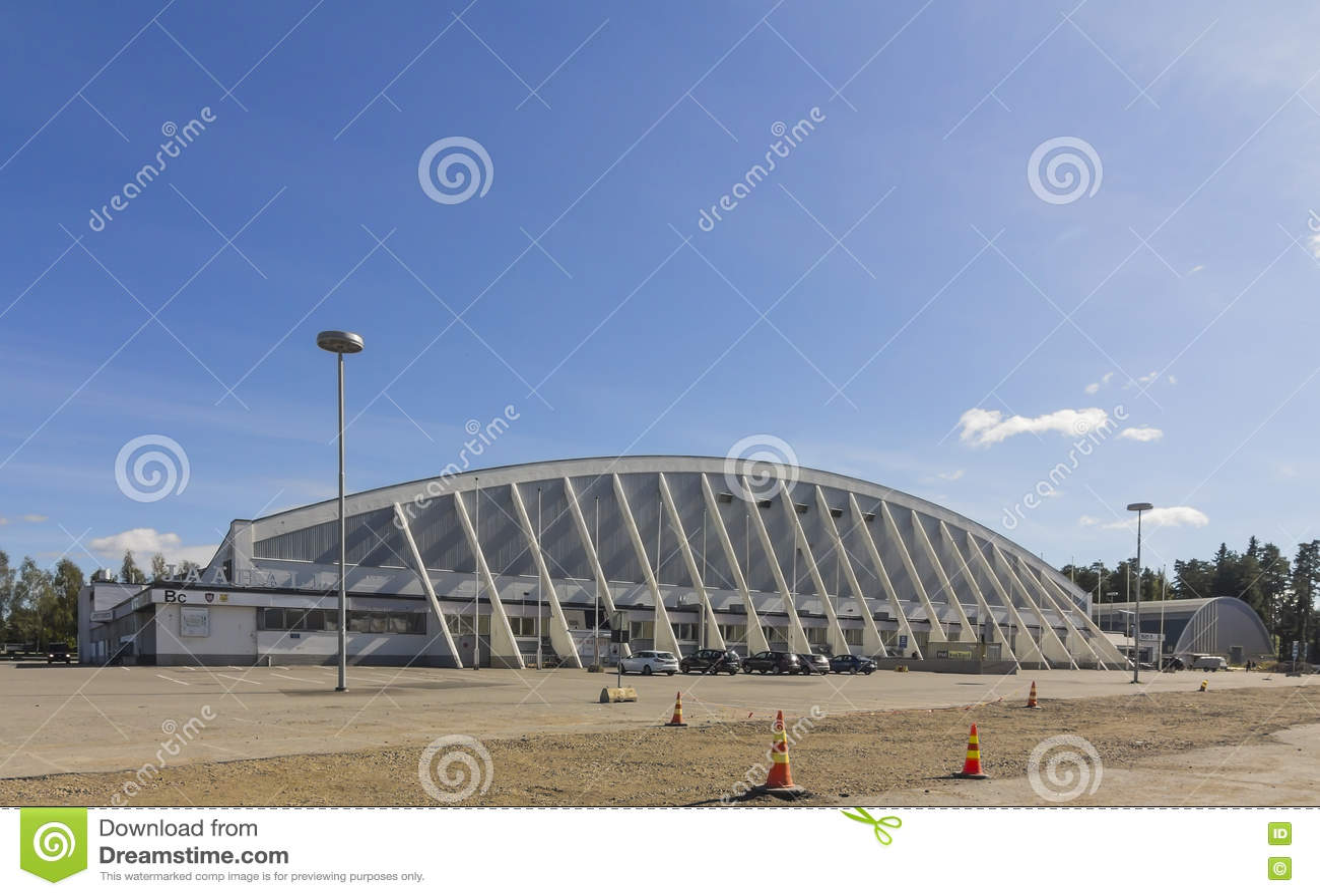 Tampere Ice Stadium
