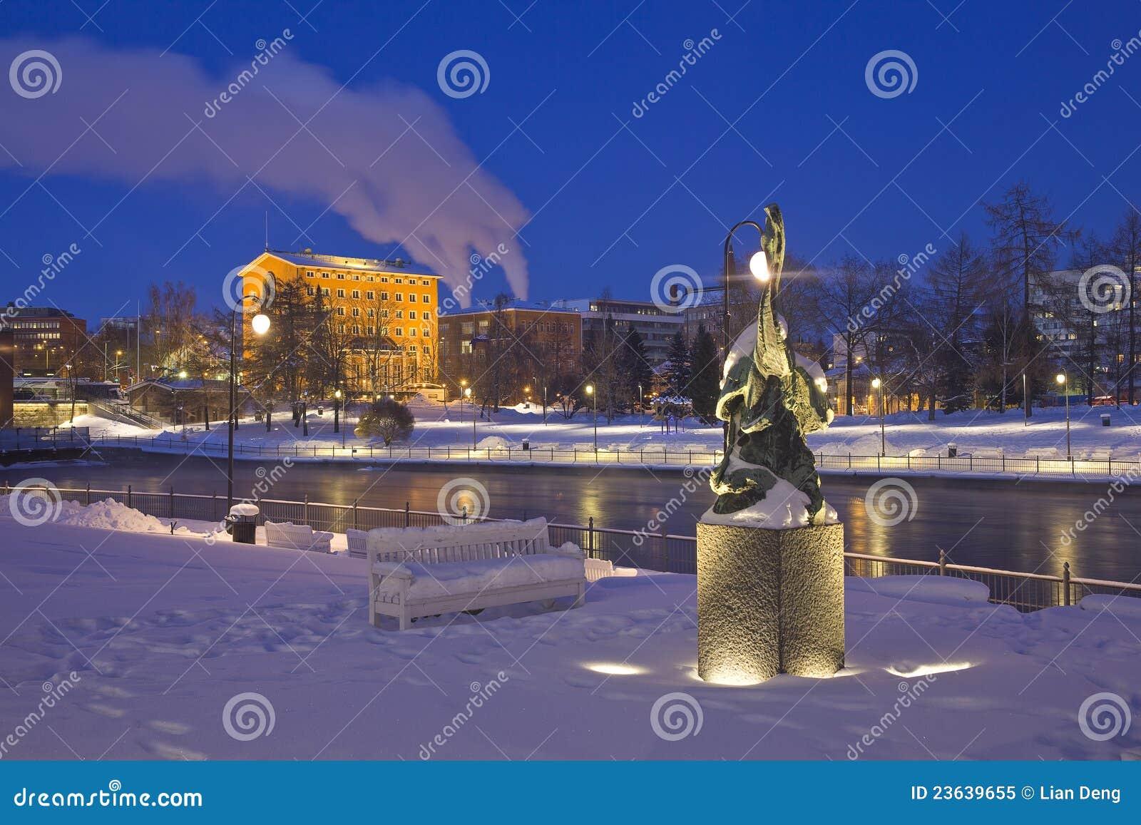 Tampere-Nacht