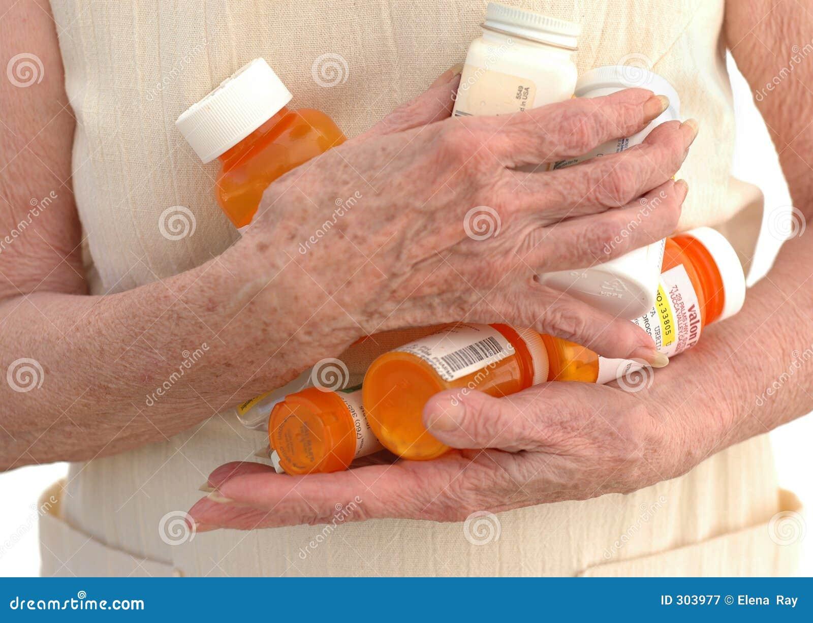 Tan muchas medicinas (2)