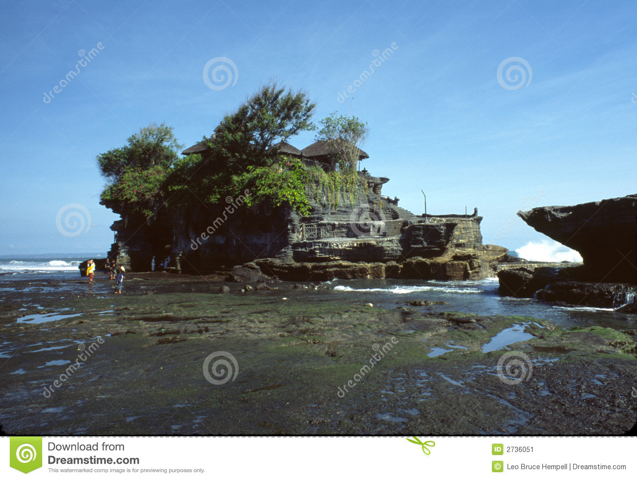 Tanah Lot Temple Indonesia