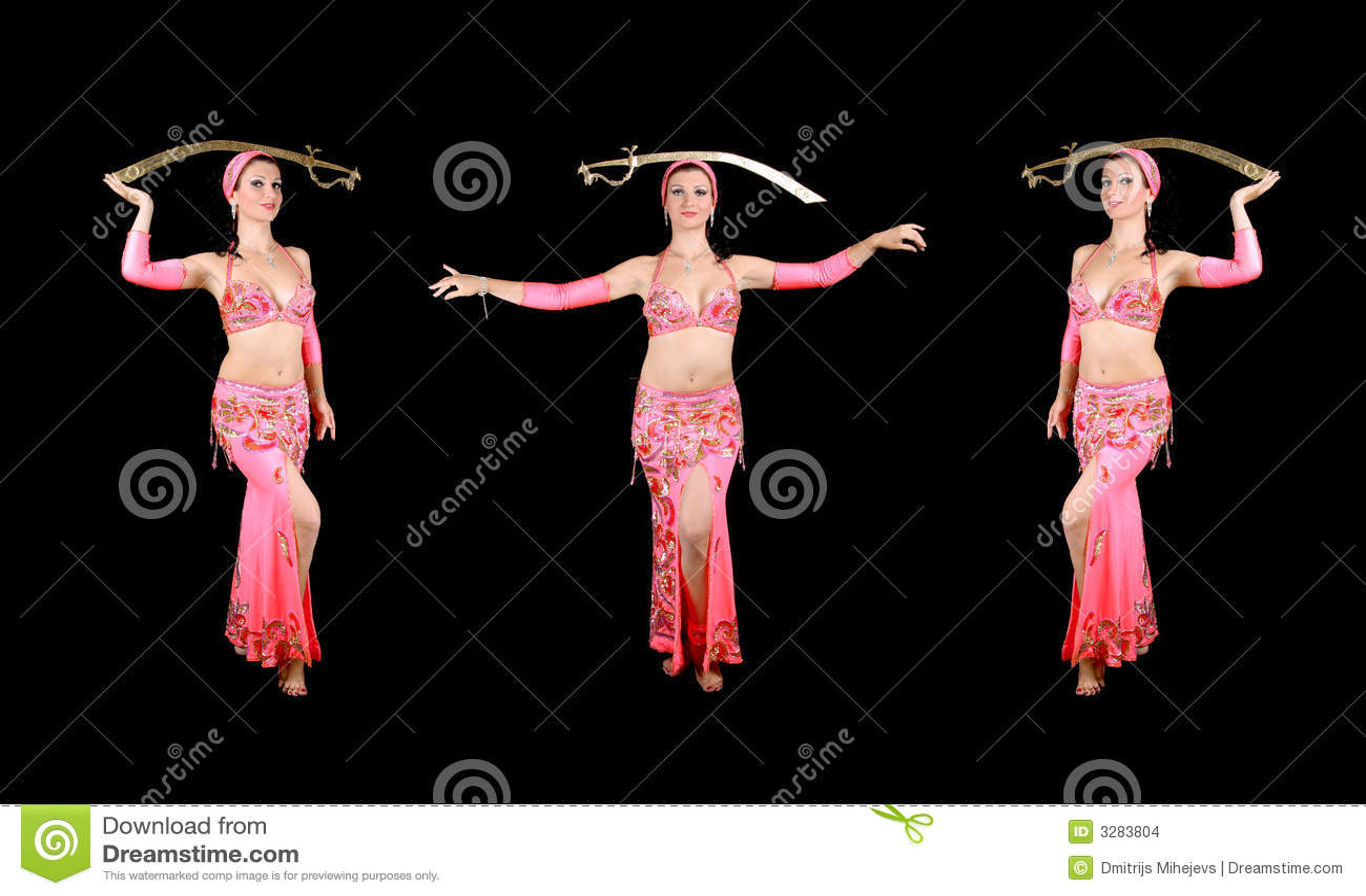 Tancerka brzucha