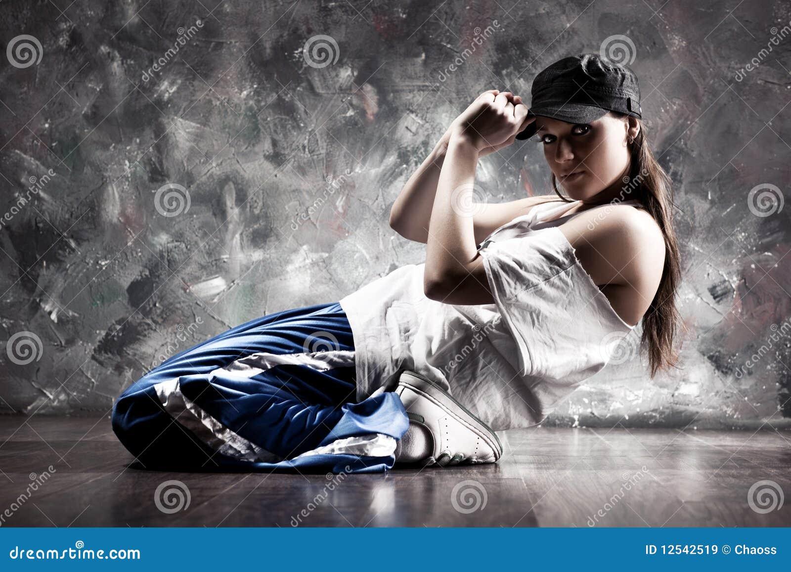 Tancerza kobiety potomstwa