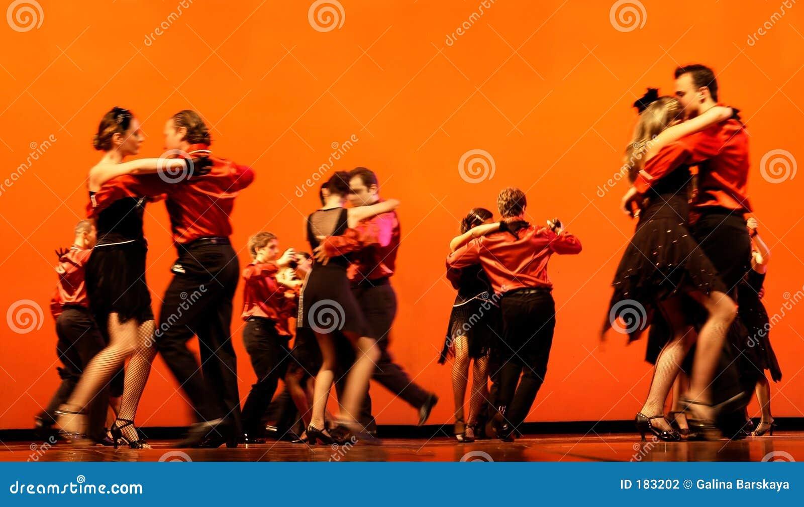 Tancerze klasyczne
