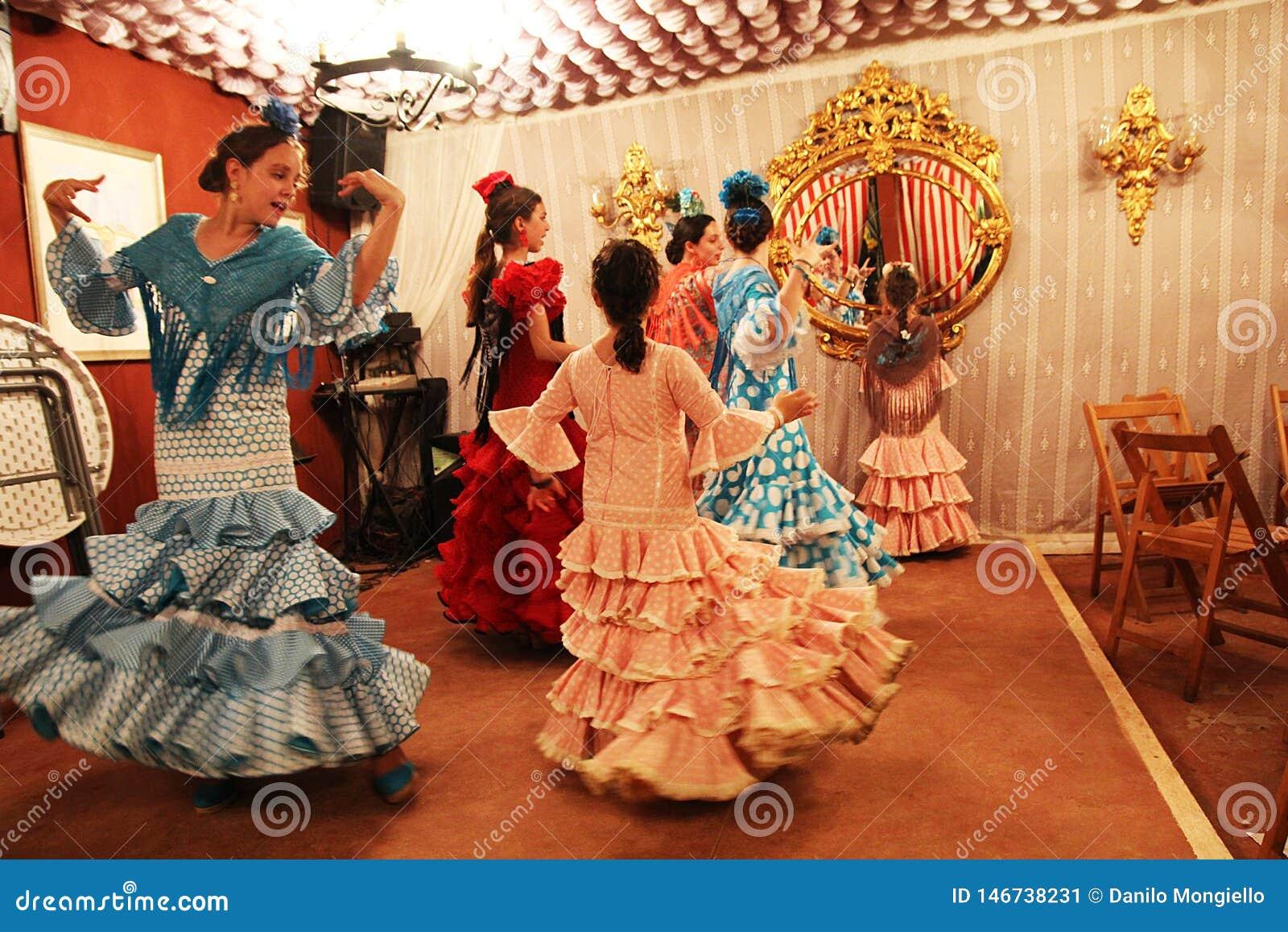 Tanczyć przy Sevilla