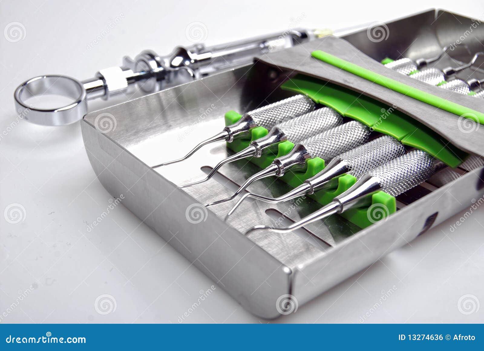 Tand instrumenten