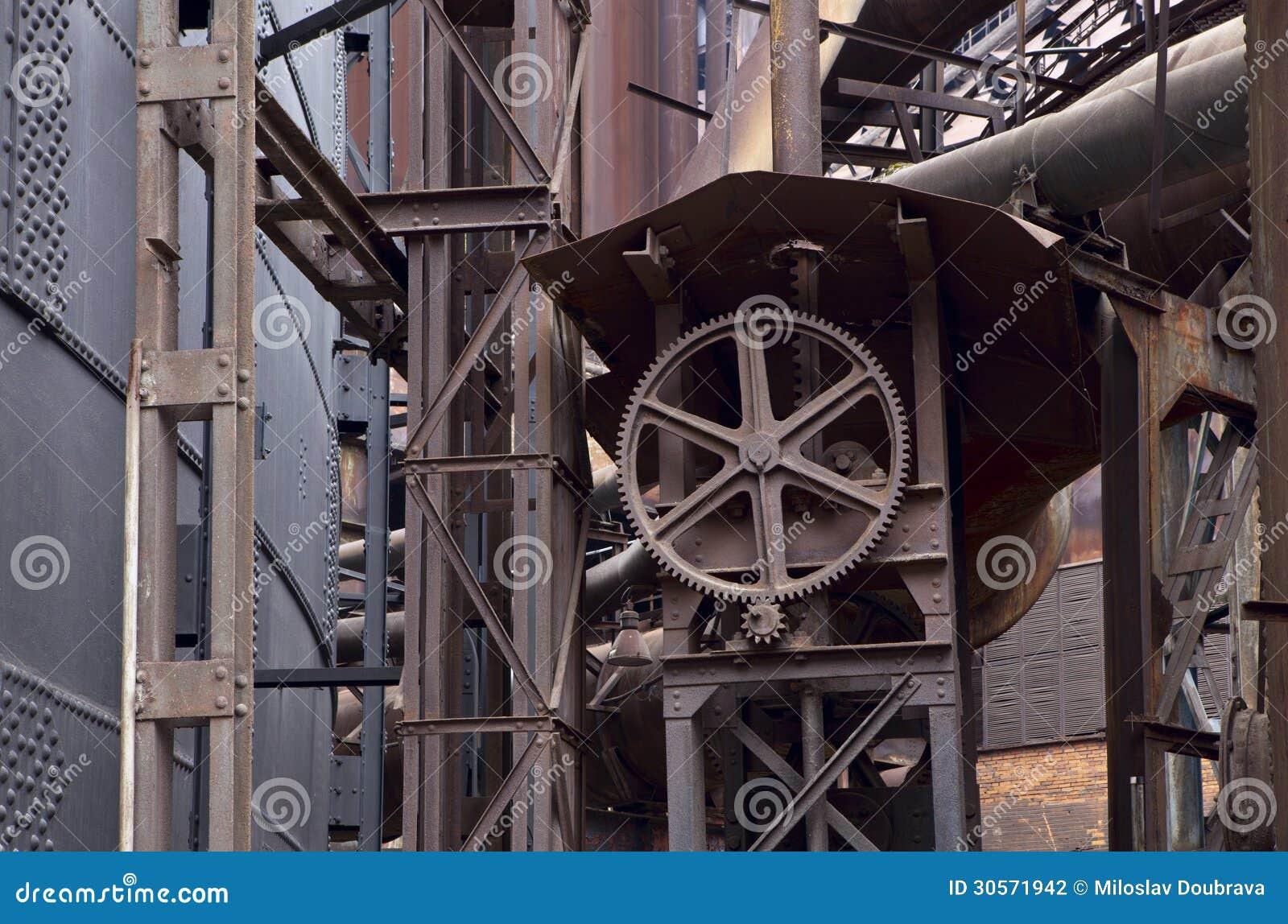 Tandat hjul