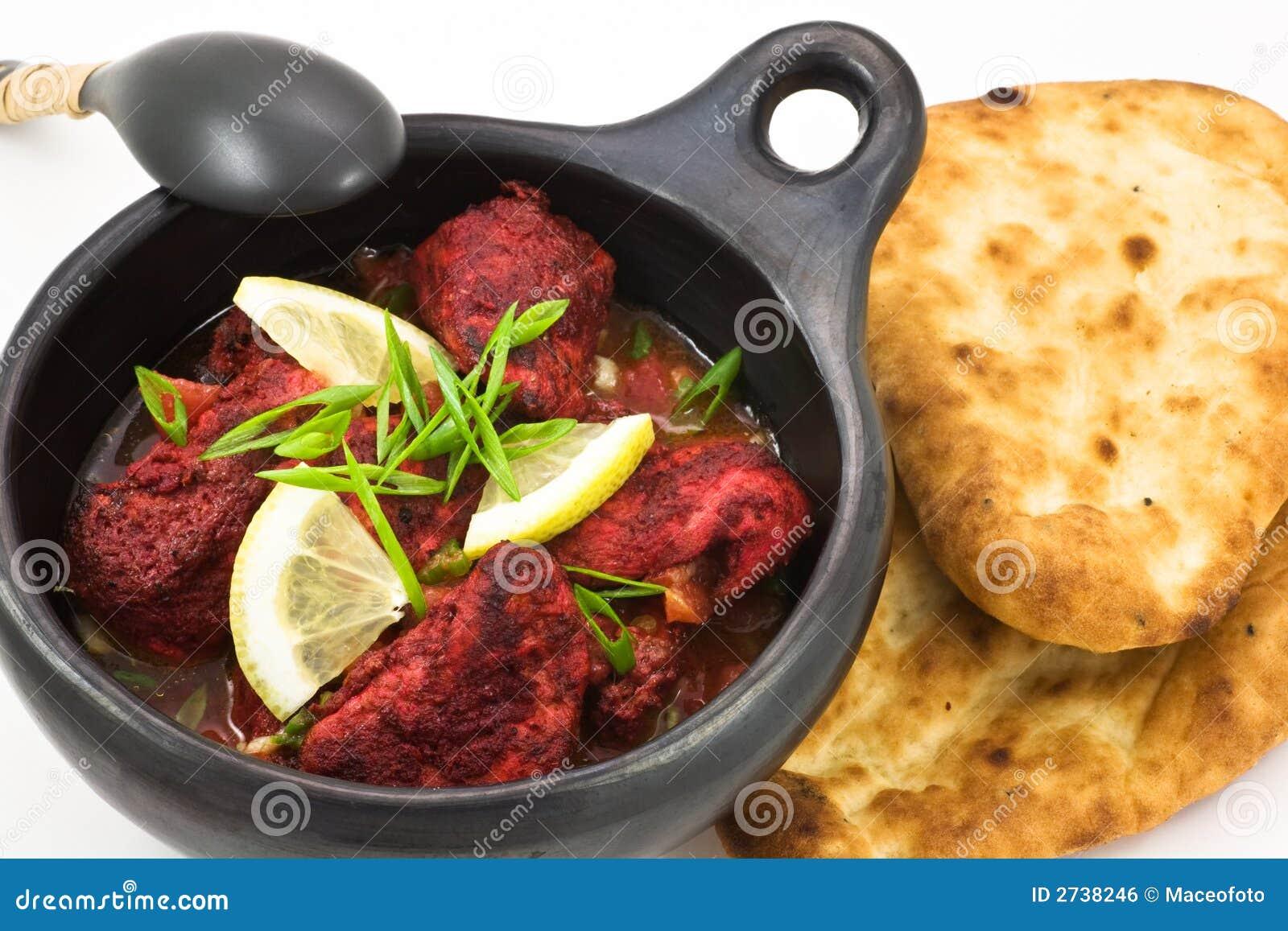 Tandoori κοτόπουλου