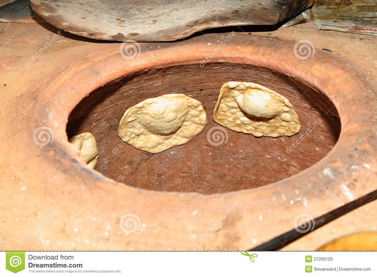 Tandoori Oven Royalty Free Stock Images Image 27200129