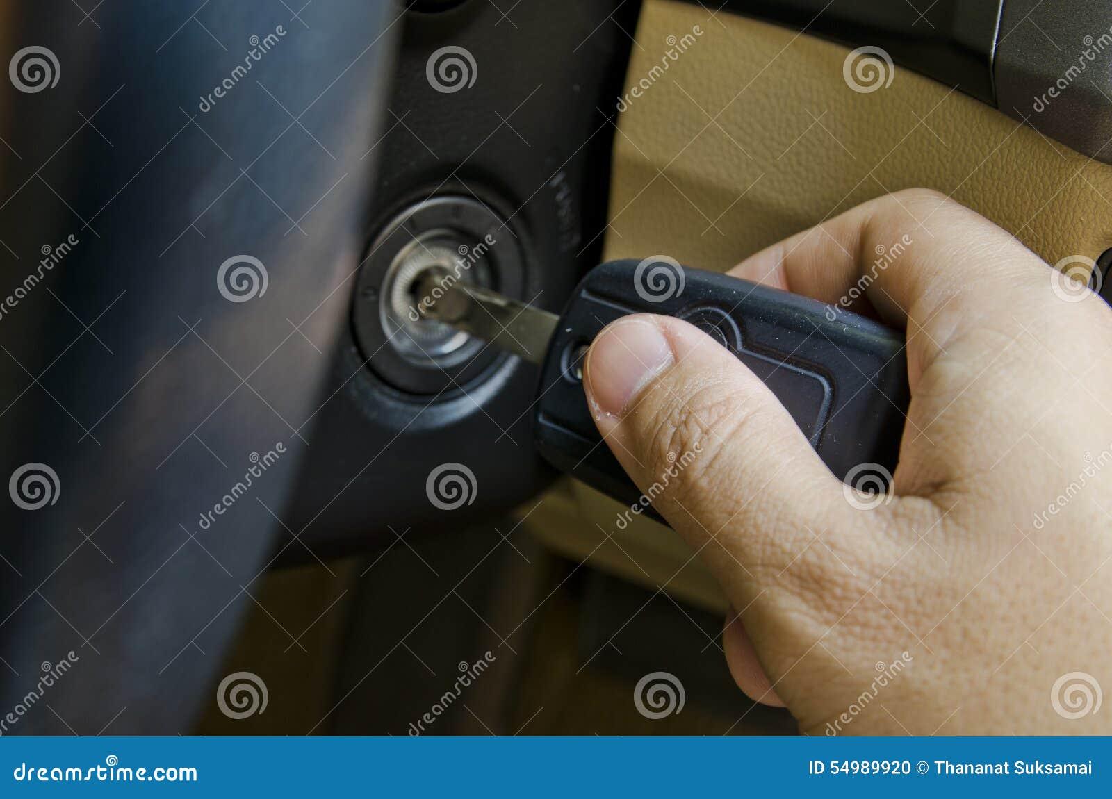 Tangent för bilhandholding