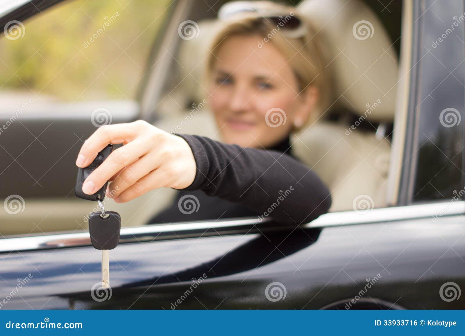 Tangent till en ny bil