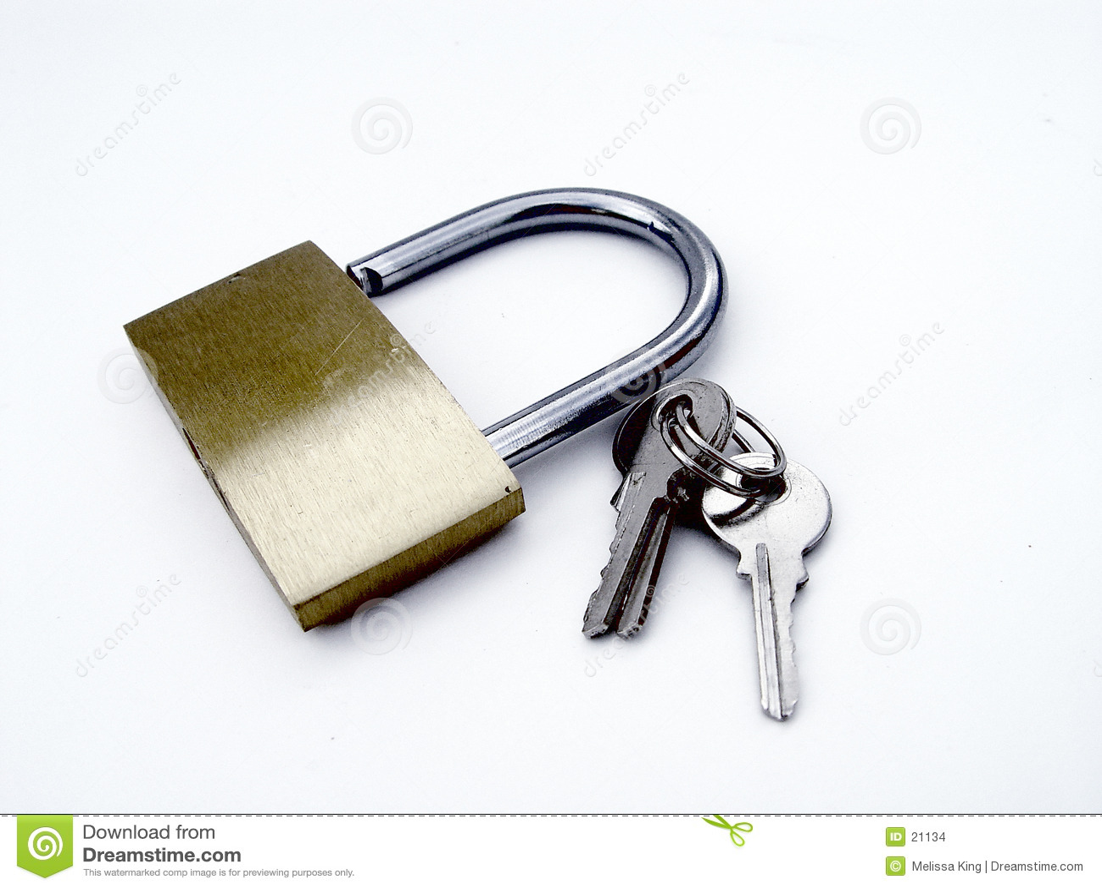 Tangentpadlock
