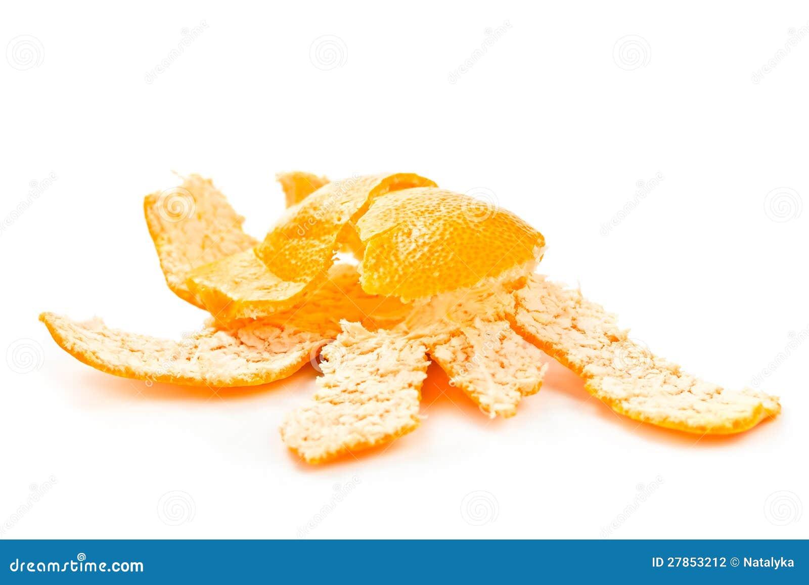 Tangerine łamana łupa