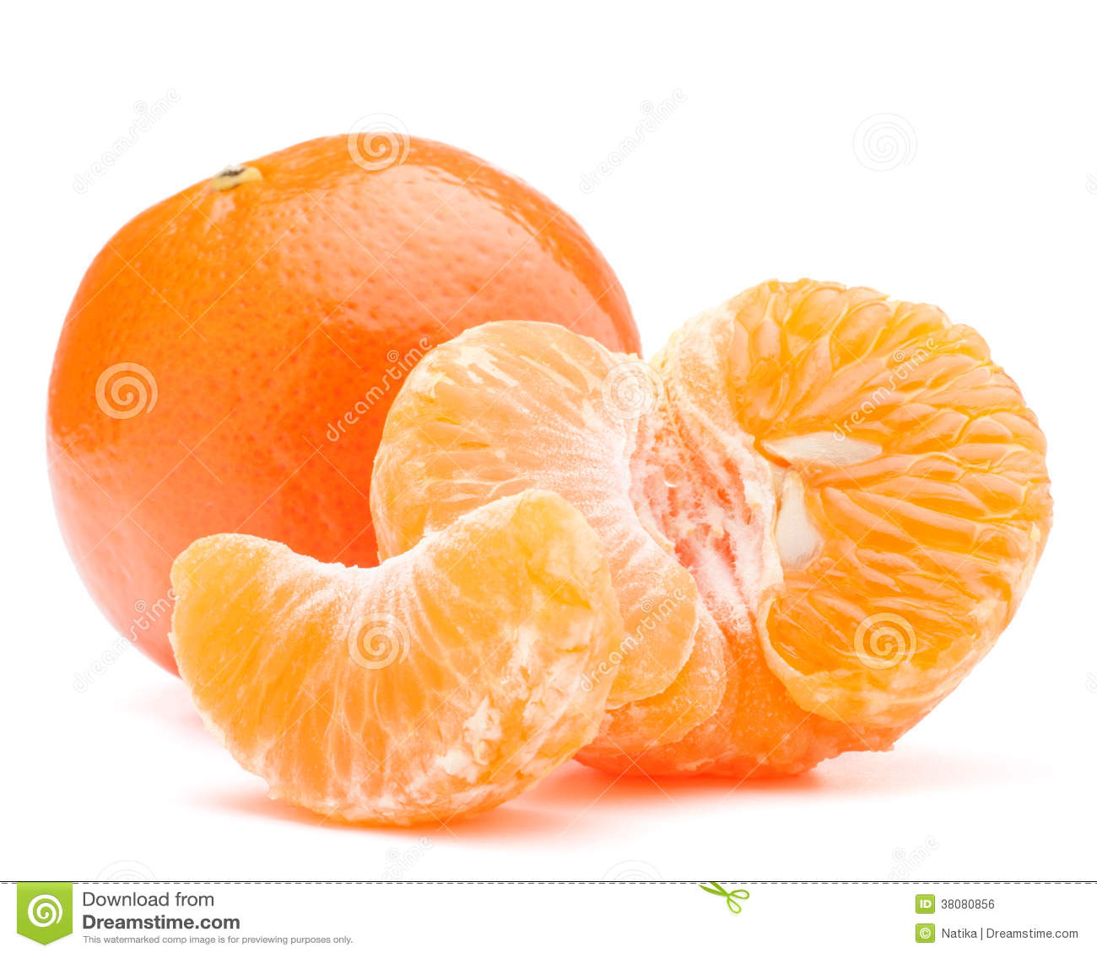 Tangerine ή μανταρινιών φρούτα