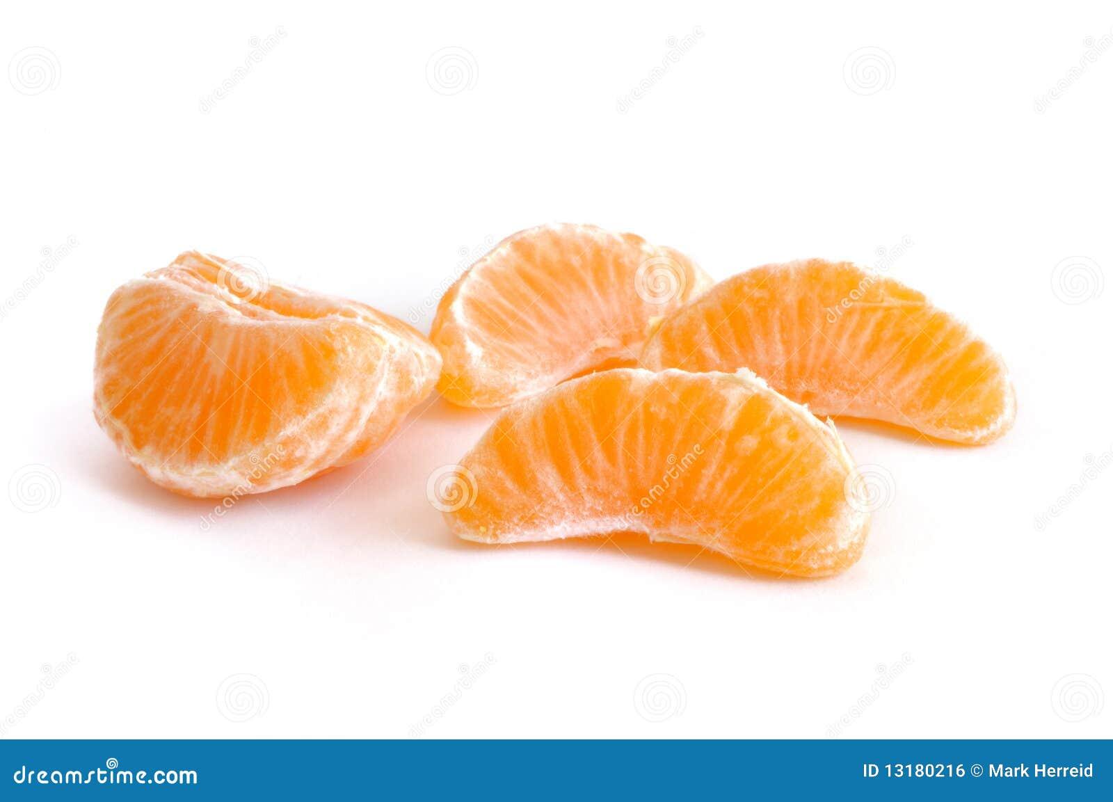Tangerine τμημάτων κλημεντινών