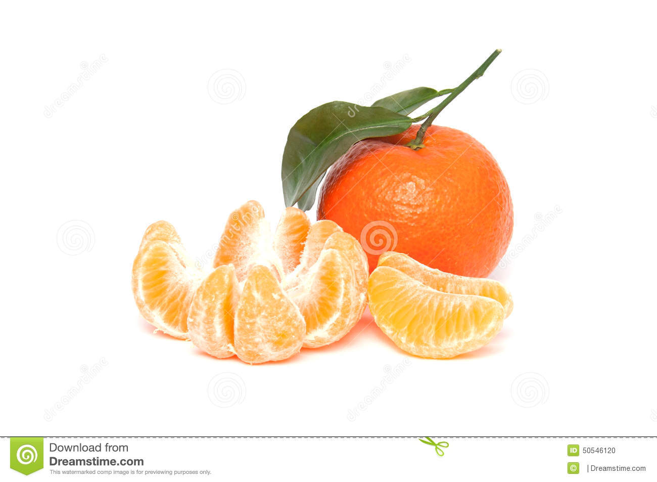 how to eat a tangerine