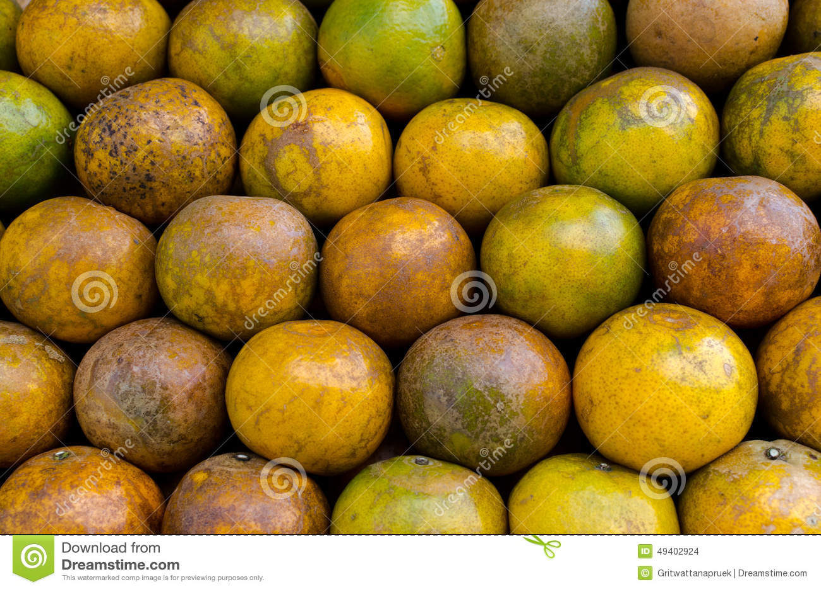 Download Tangerinen stockfoto. Bild von frech, haufen, bestandteil - 49402924