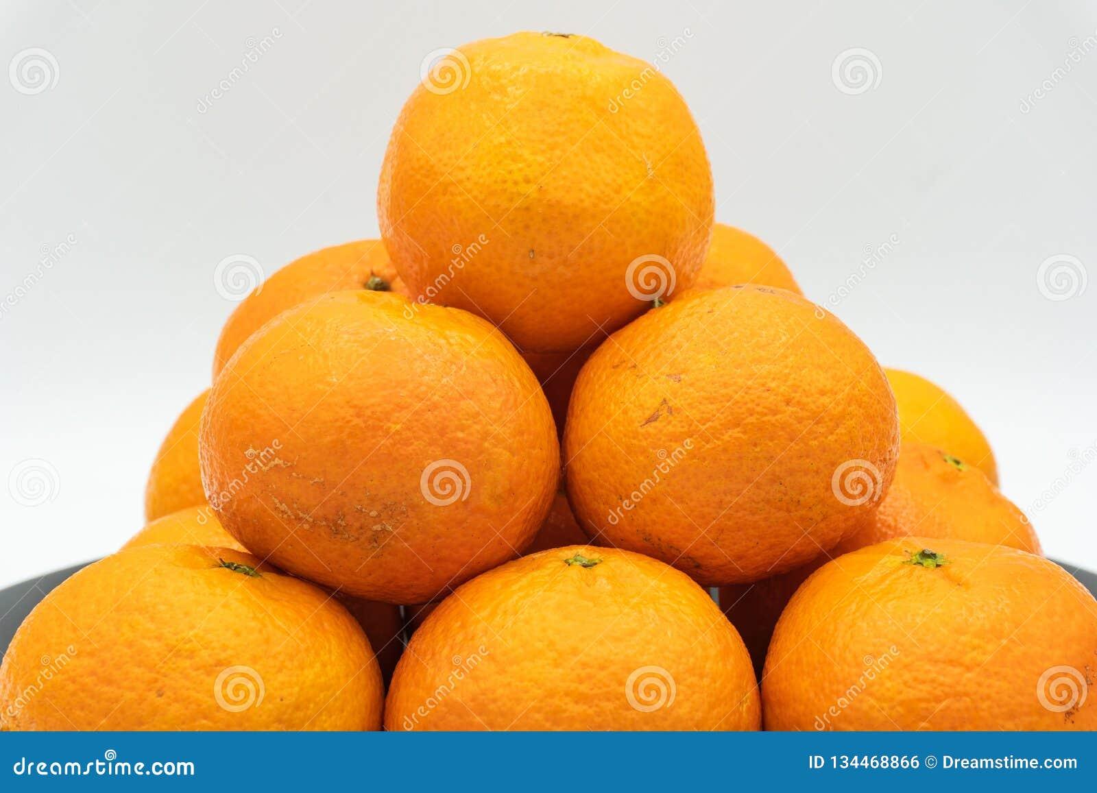 Tangerines from Spain