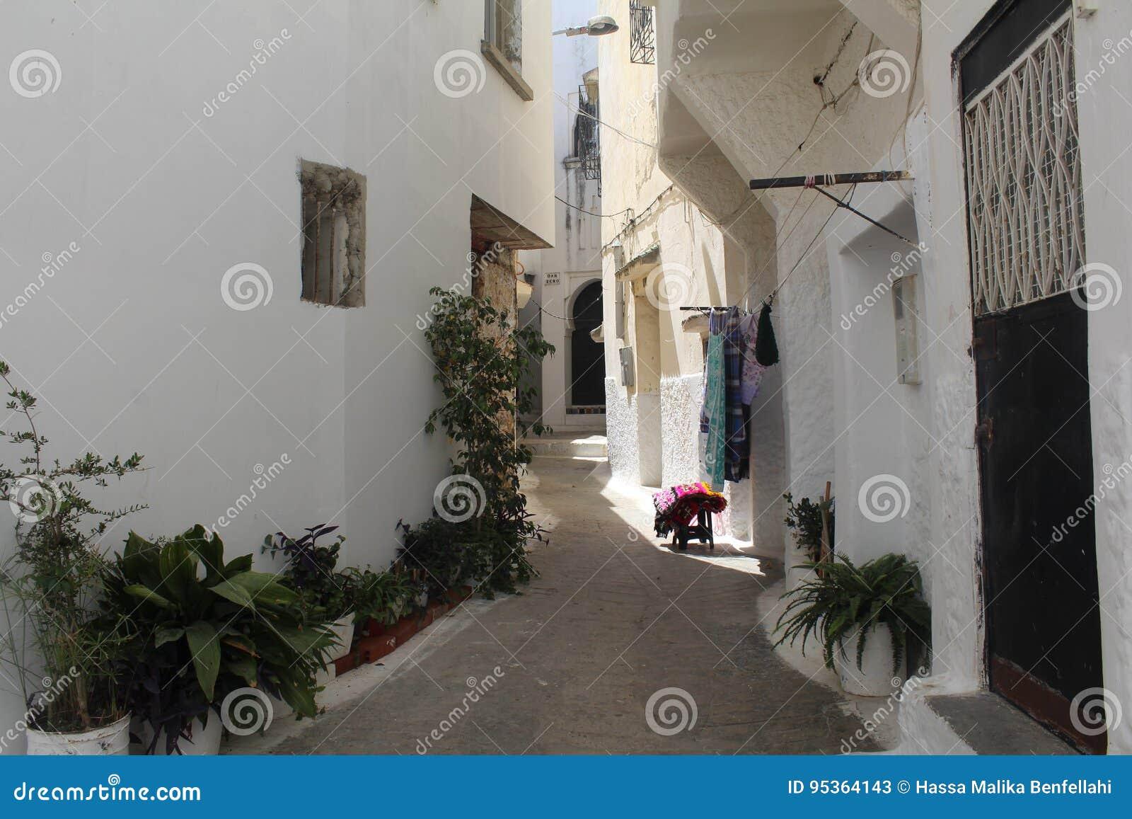 Tangier Kasbah Medina