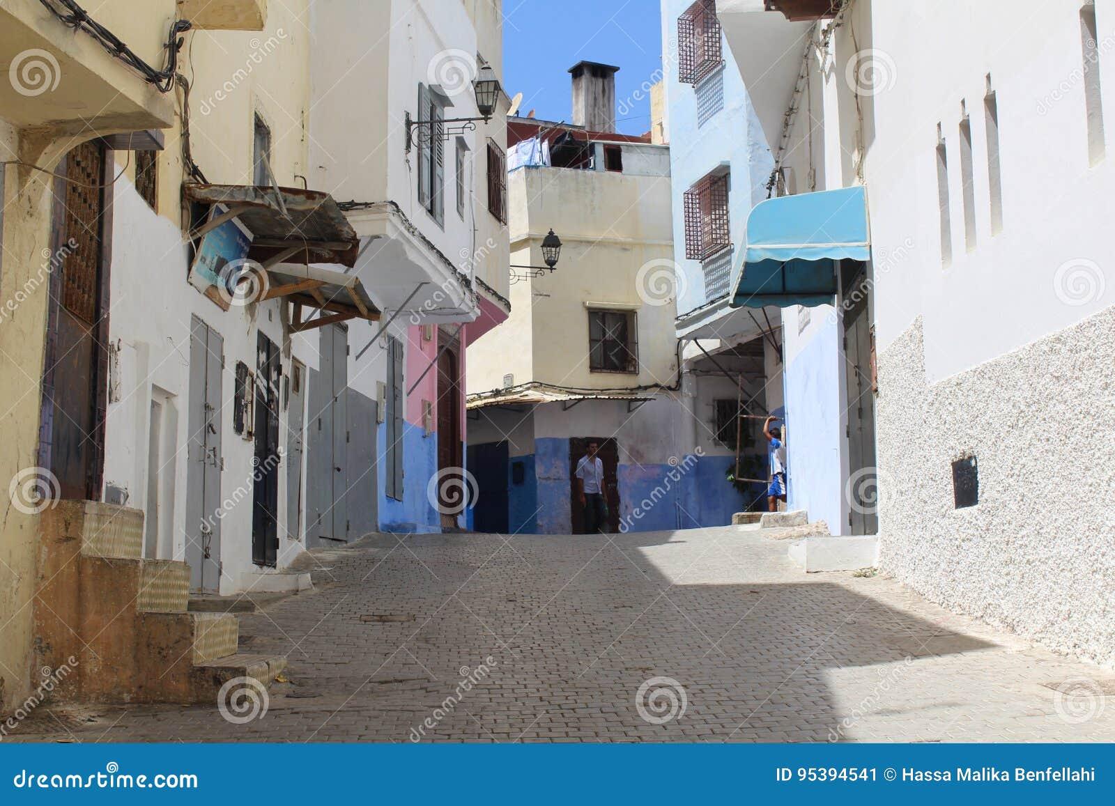 Tangier Medina Kasbah