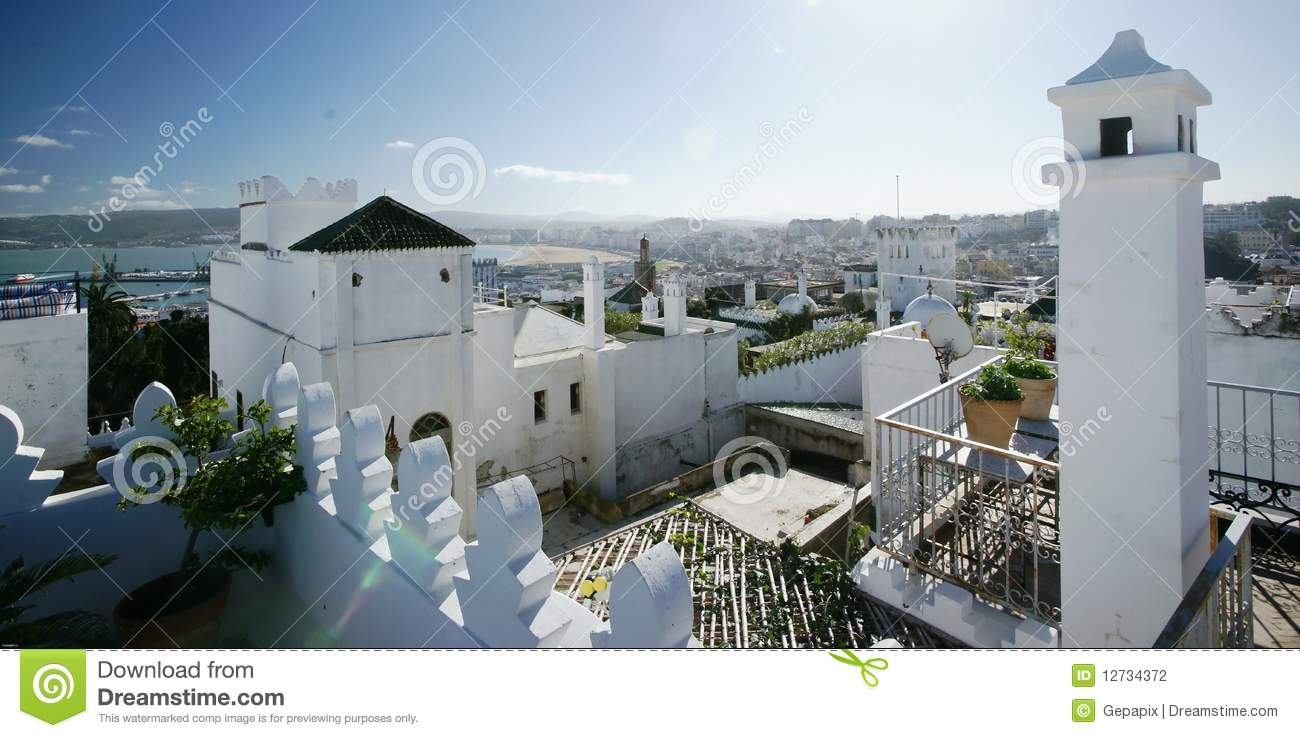 Tangier Rooftops