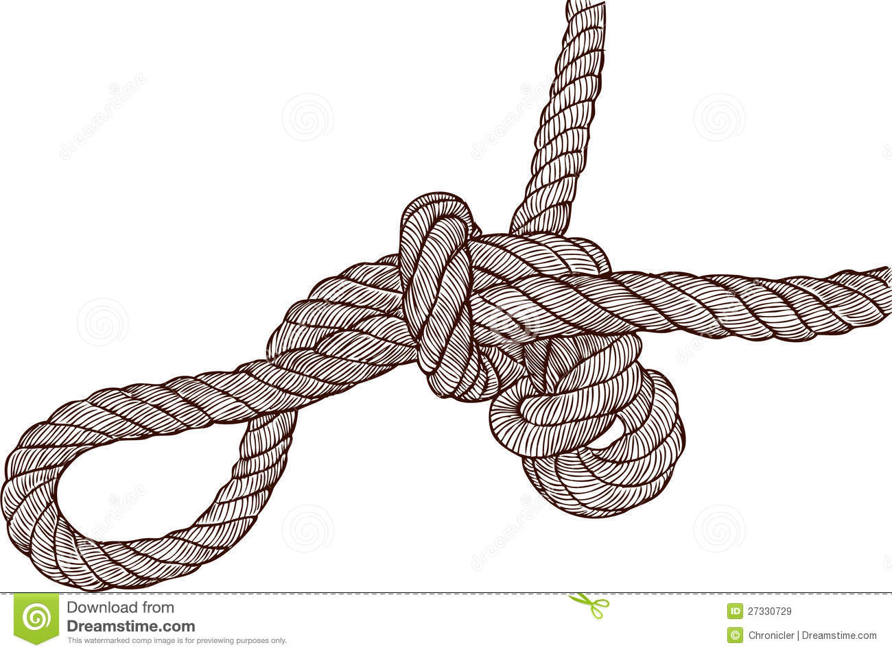 Tangled knot royalty free stock images image 27330729 for Rope designs and more