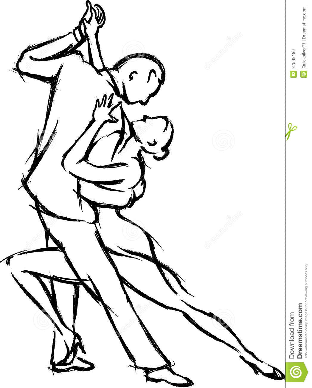 More Similar Stock Images Of Tango Dance Couple