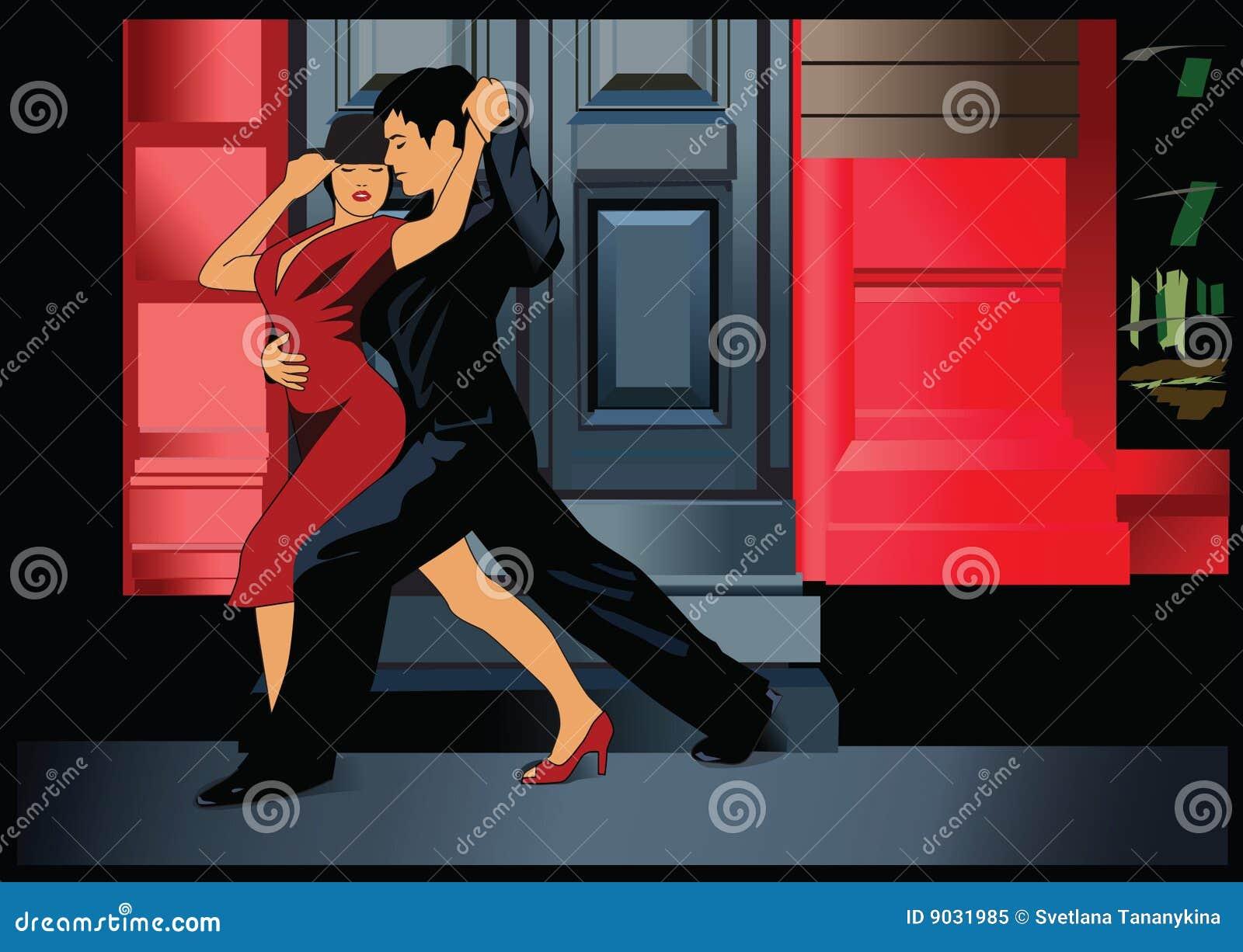 Tango för 3 argentinean