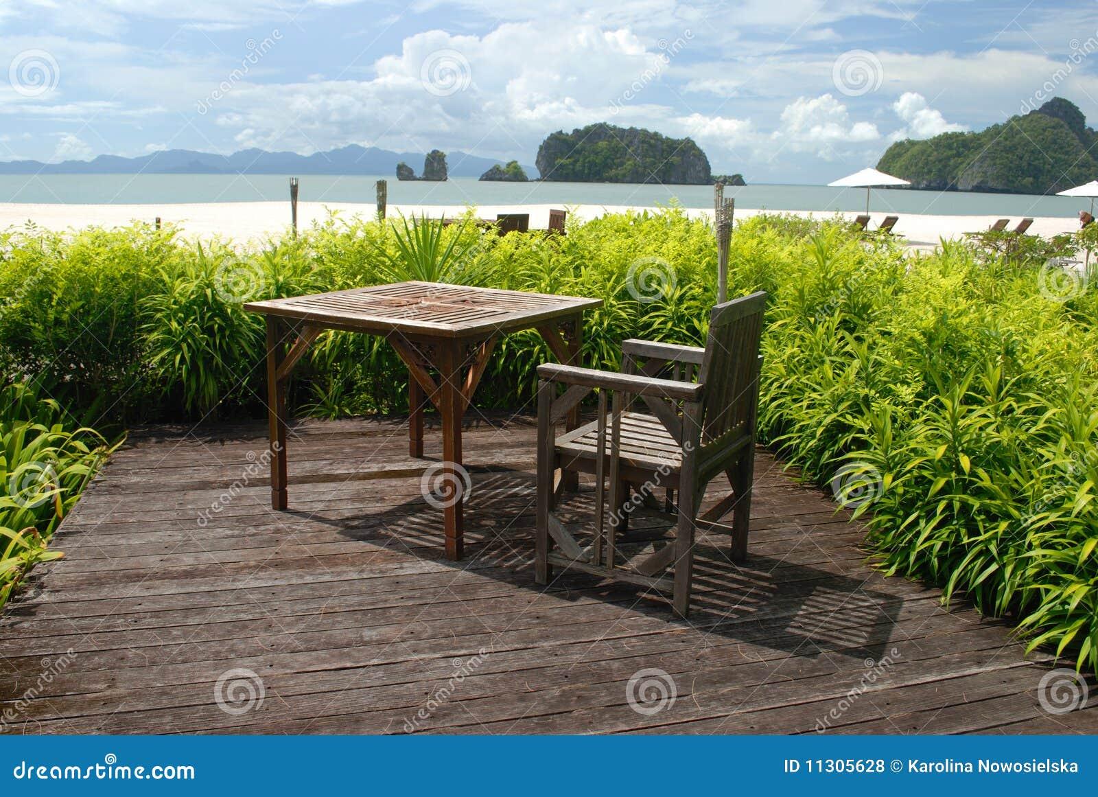 Tanjung Rhu Strand, Langkawi in Malaysia