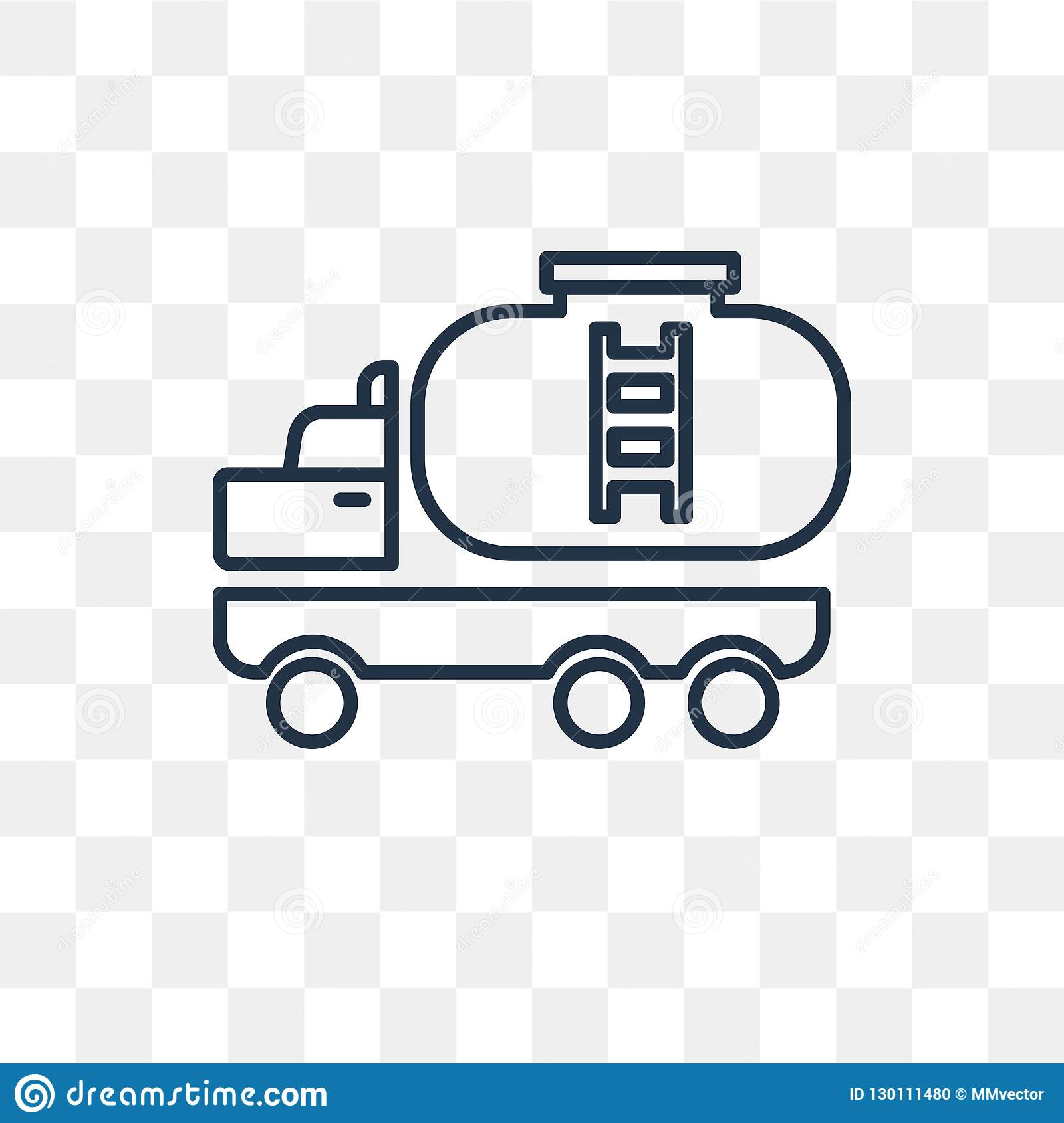 tank truck vector icon isolated on transparent background linear tank truck transparency concept can be used web and mobile stock vector illustration of shipping cargo 130111480 https www dreamstime com tank truck vector icon isolated transparent background linea outline high quality linear transparency concept can be used web image130111480