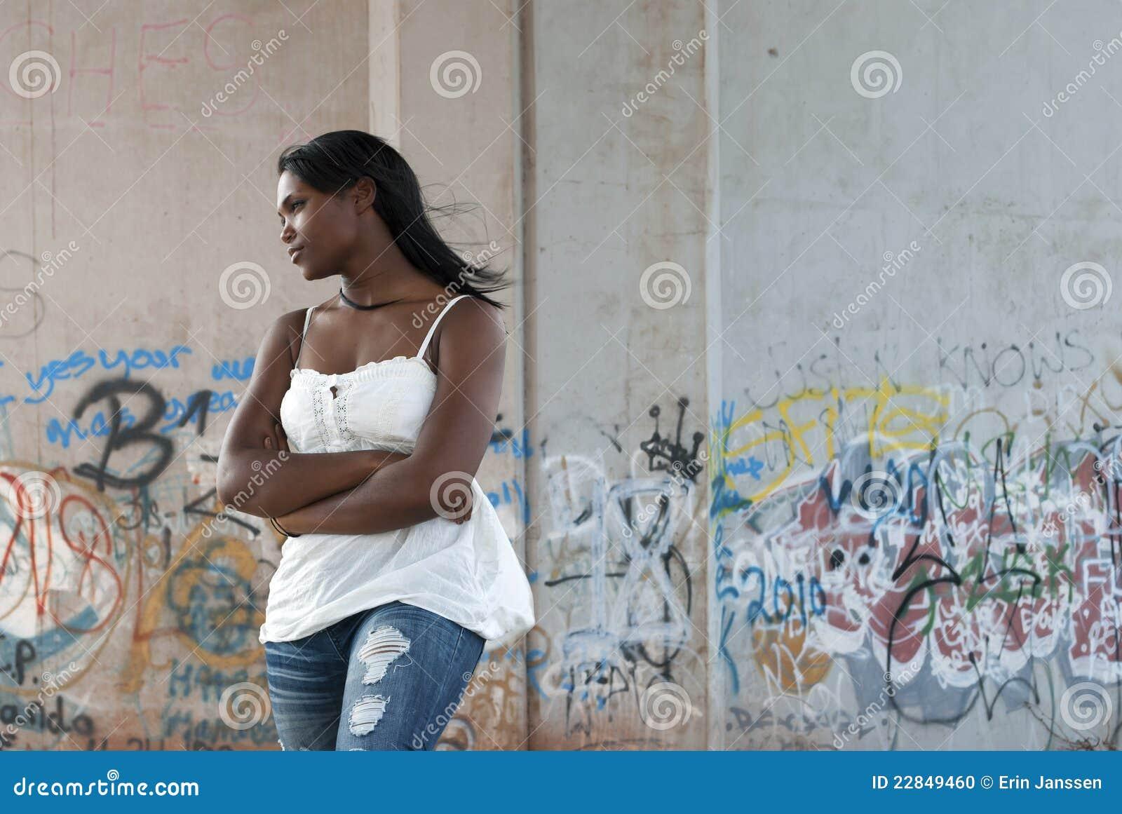 Tankekvinna