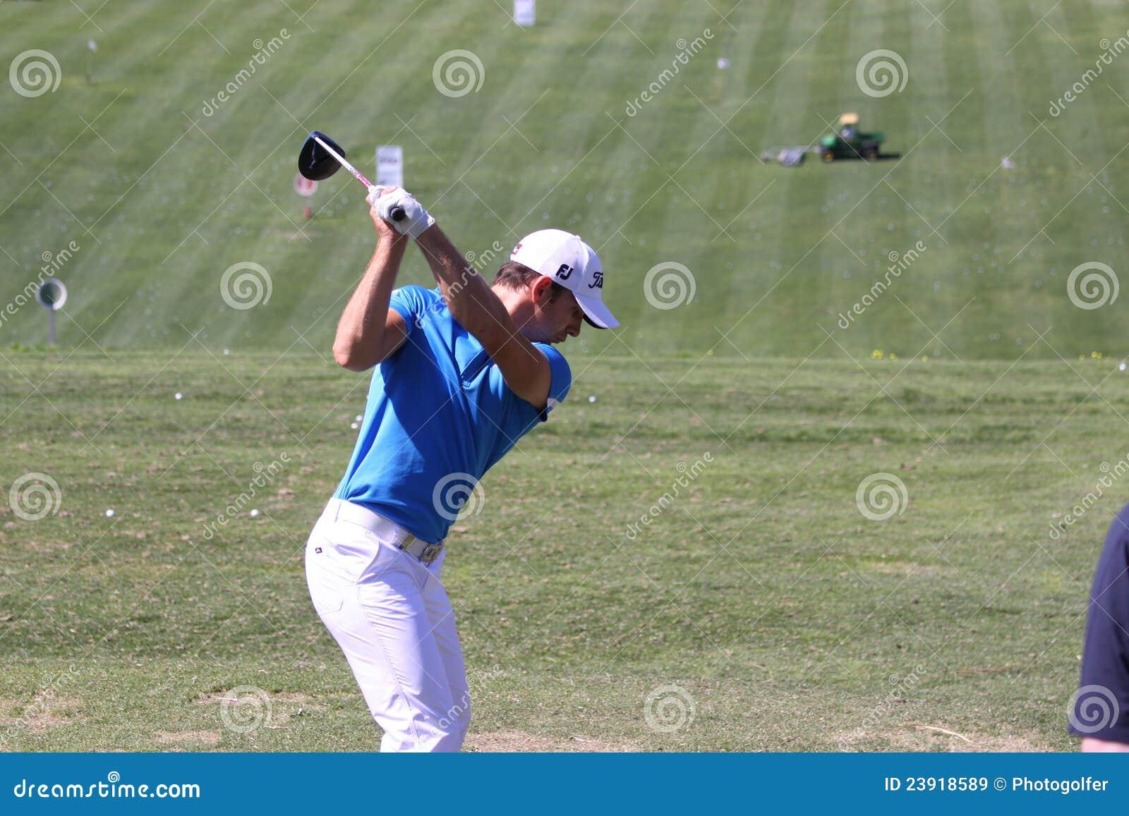 Tano Goya no golfe aberto, Marbella de Andalucia
