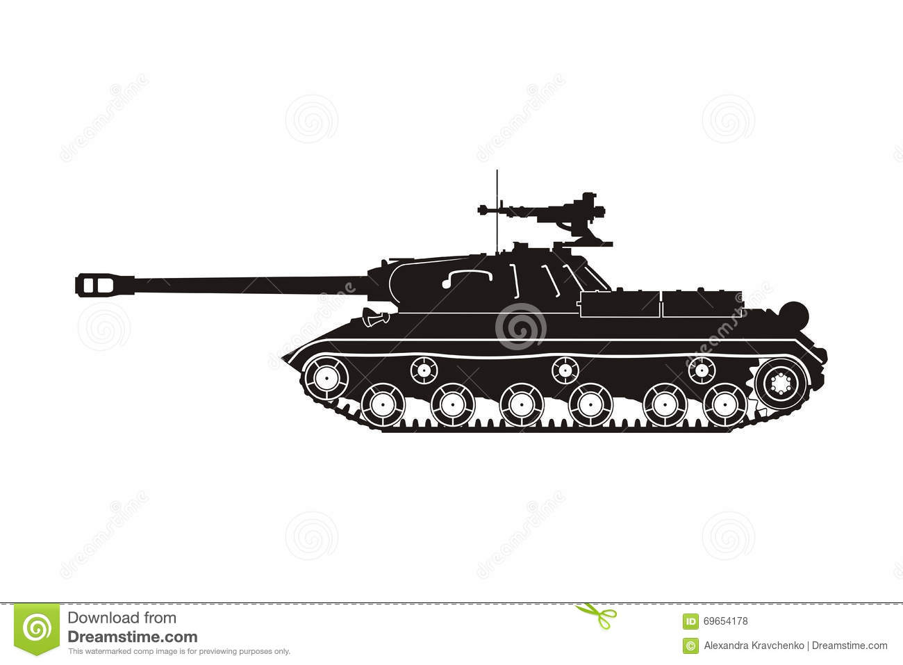 Tanque IS-3