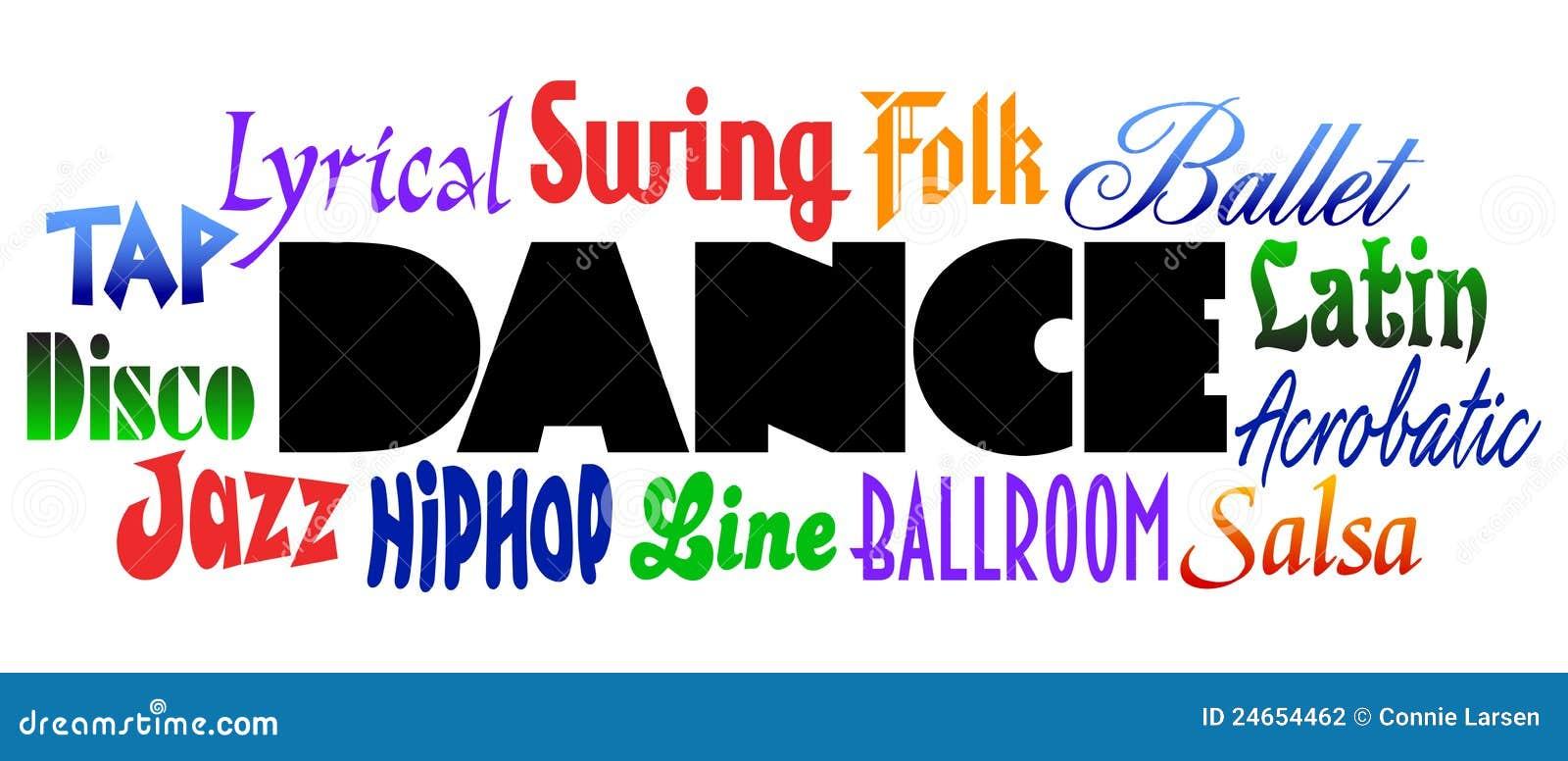 Tanz-Arten