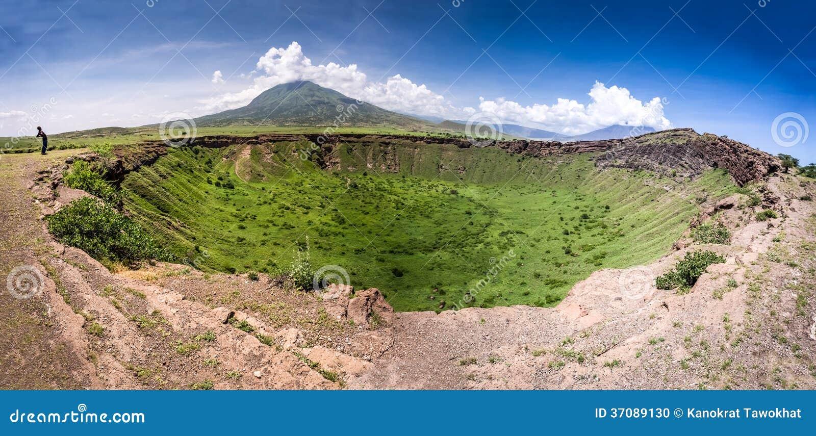 Download Tanzania krajobraz zdjęcie stock. Obraz złożonej z rezerwa - 37089130