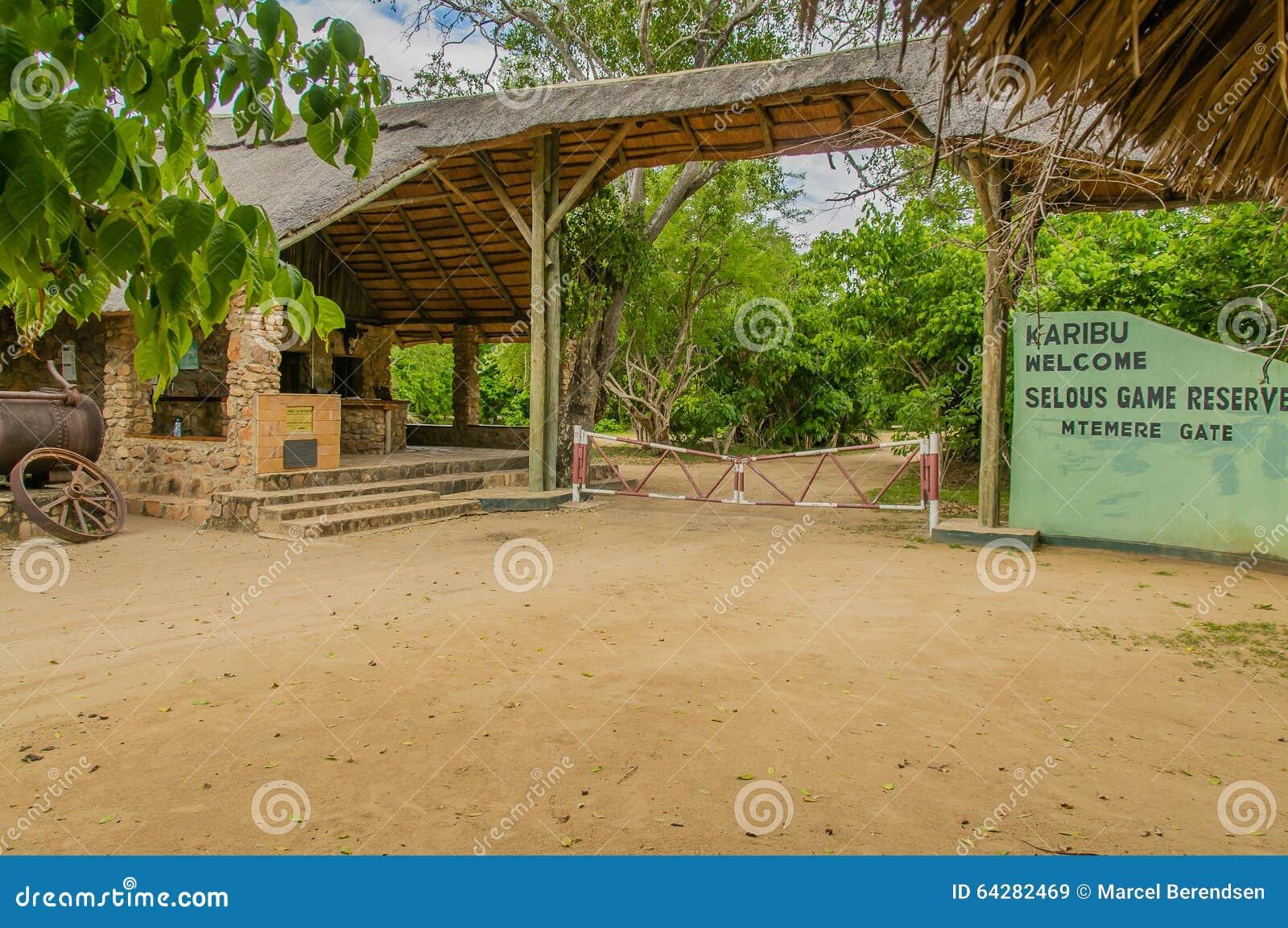 Tanzania - Selous Game Reserve