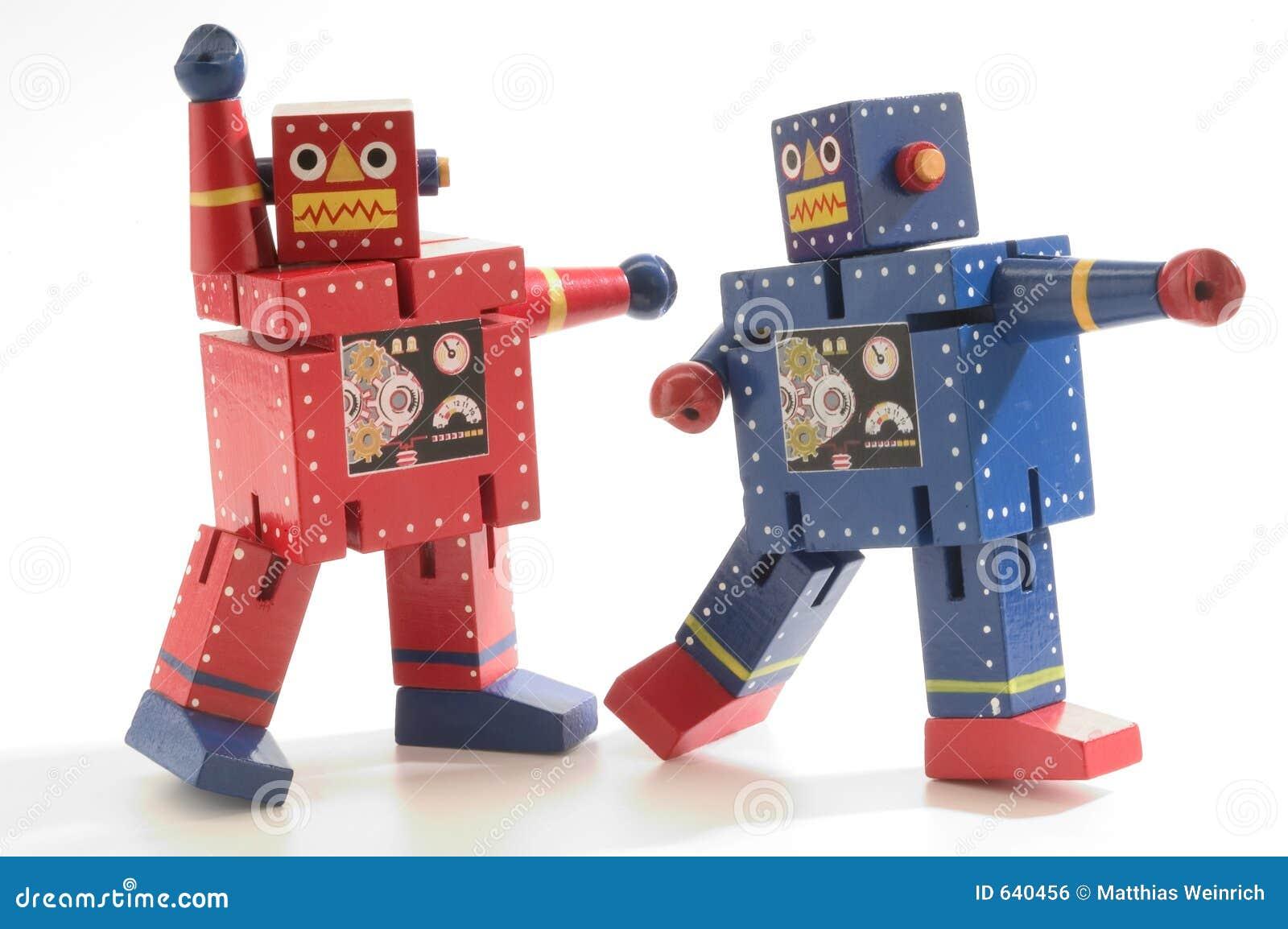 Tanzen-Roboter