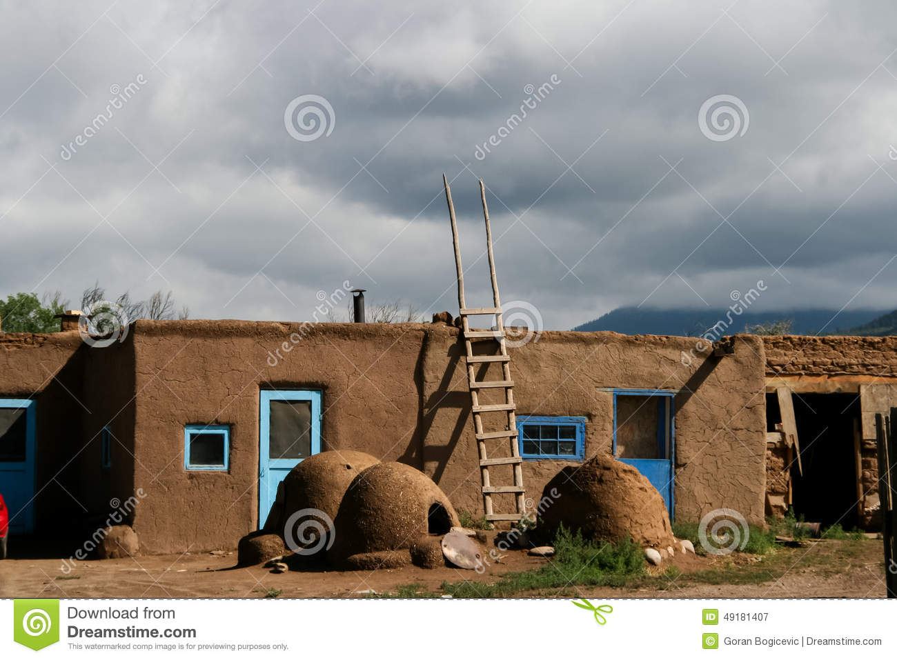 Taos, New Mexico, USA | People Don't Have to Be Anything ...  |Taos Pueblo New Mexico Usa