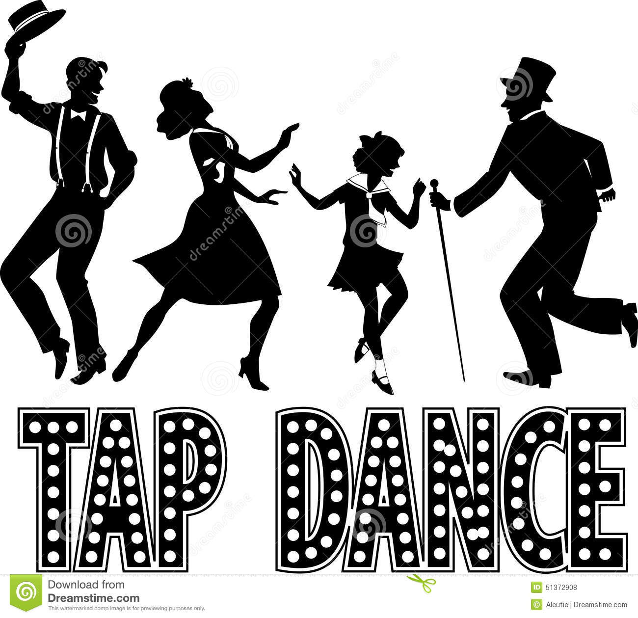 The history of… tap dancing. (Really.)