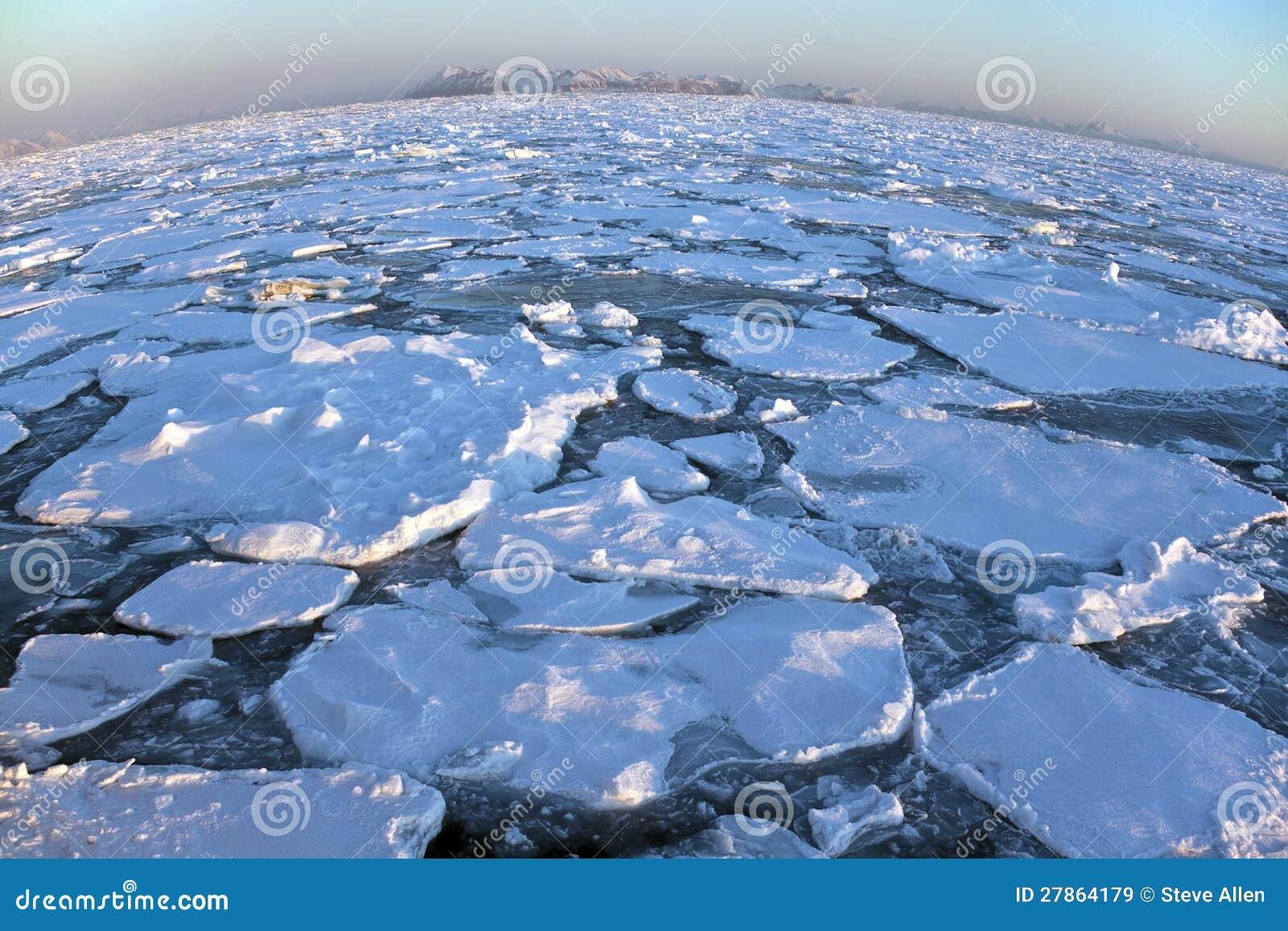 Tapa del mundo - Océano ártico - Groenlandia