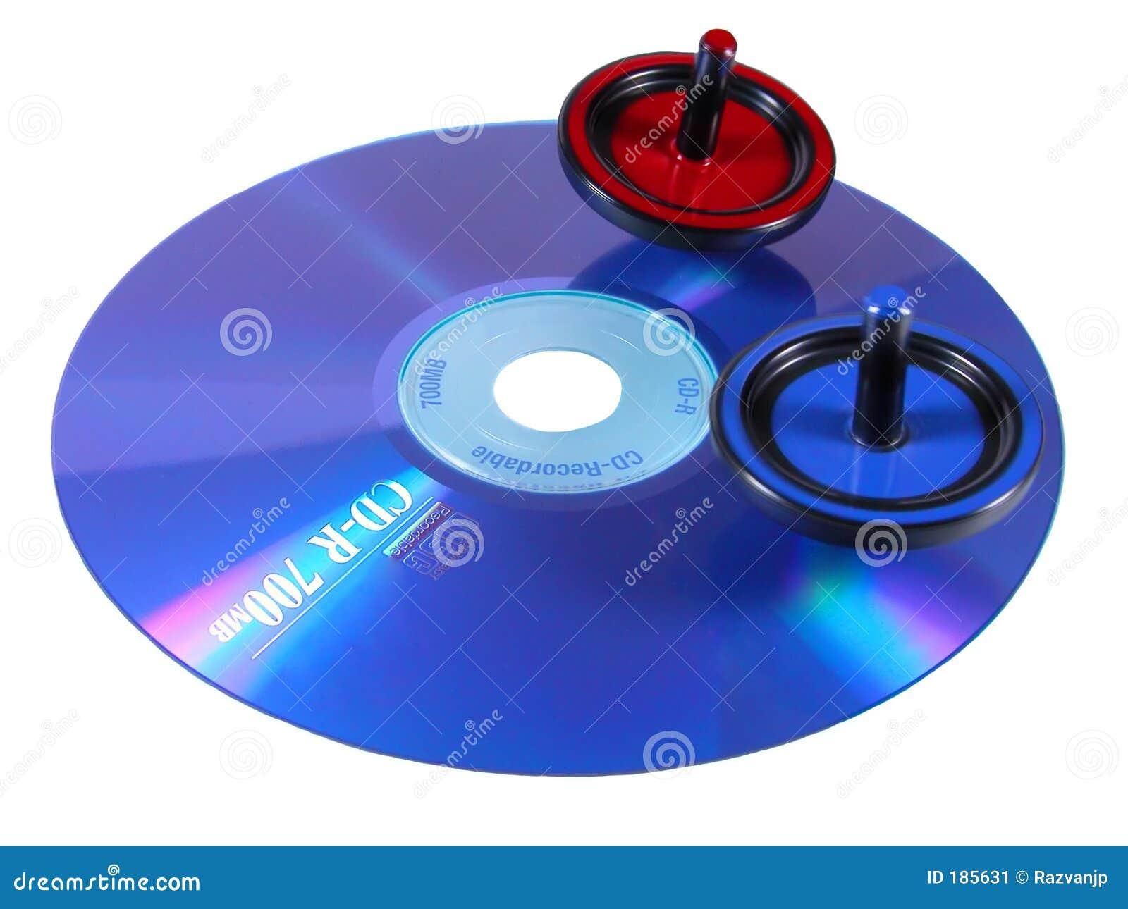 Tapas en el CD